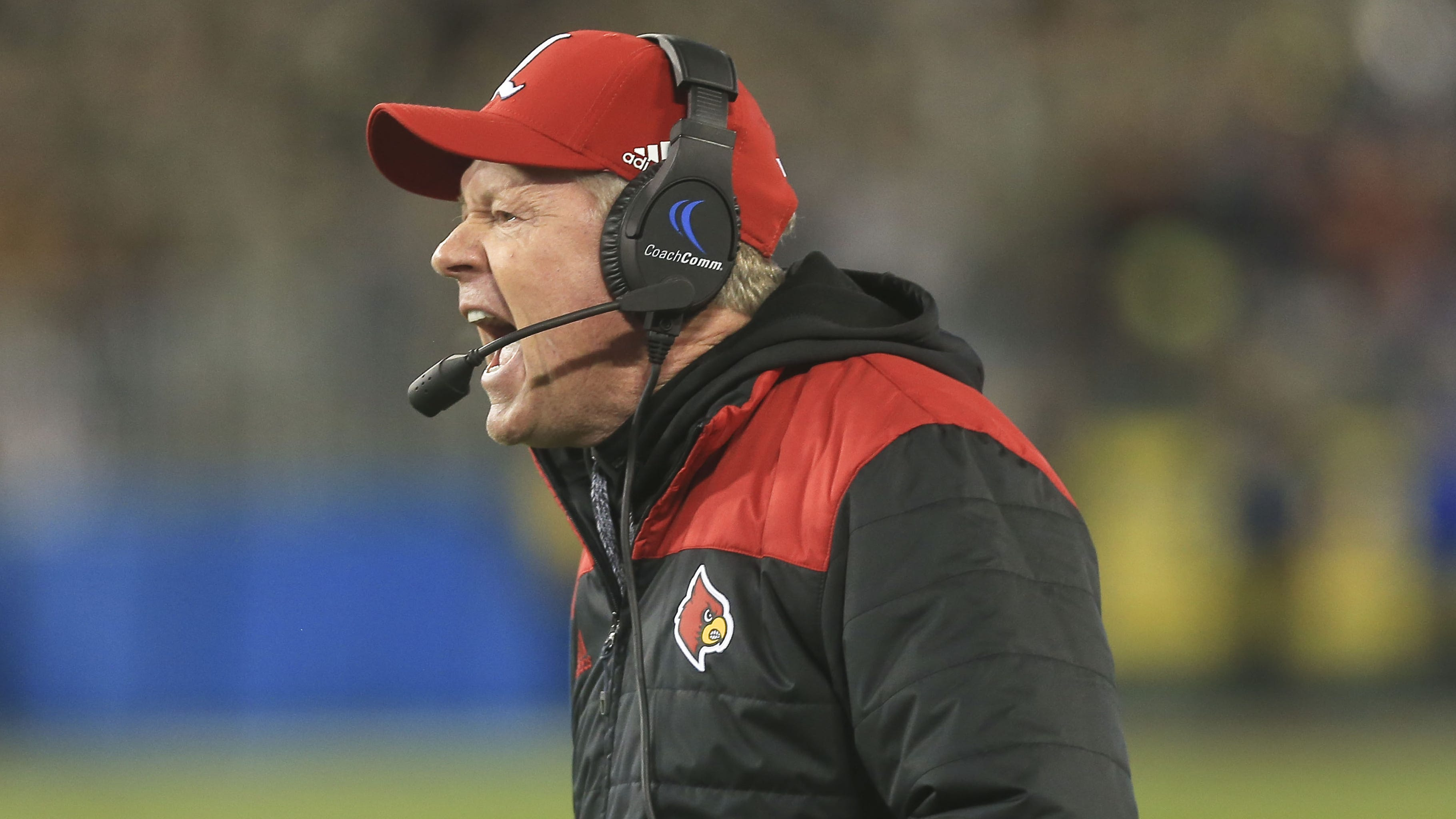 There was no reason for Louisville to wait to fire Bobby Petrino