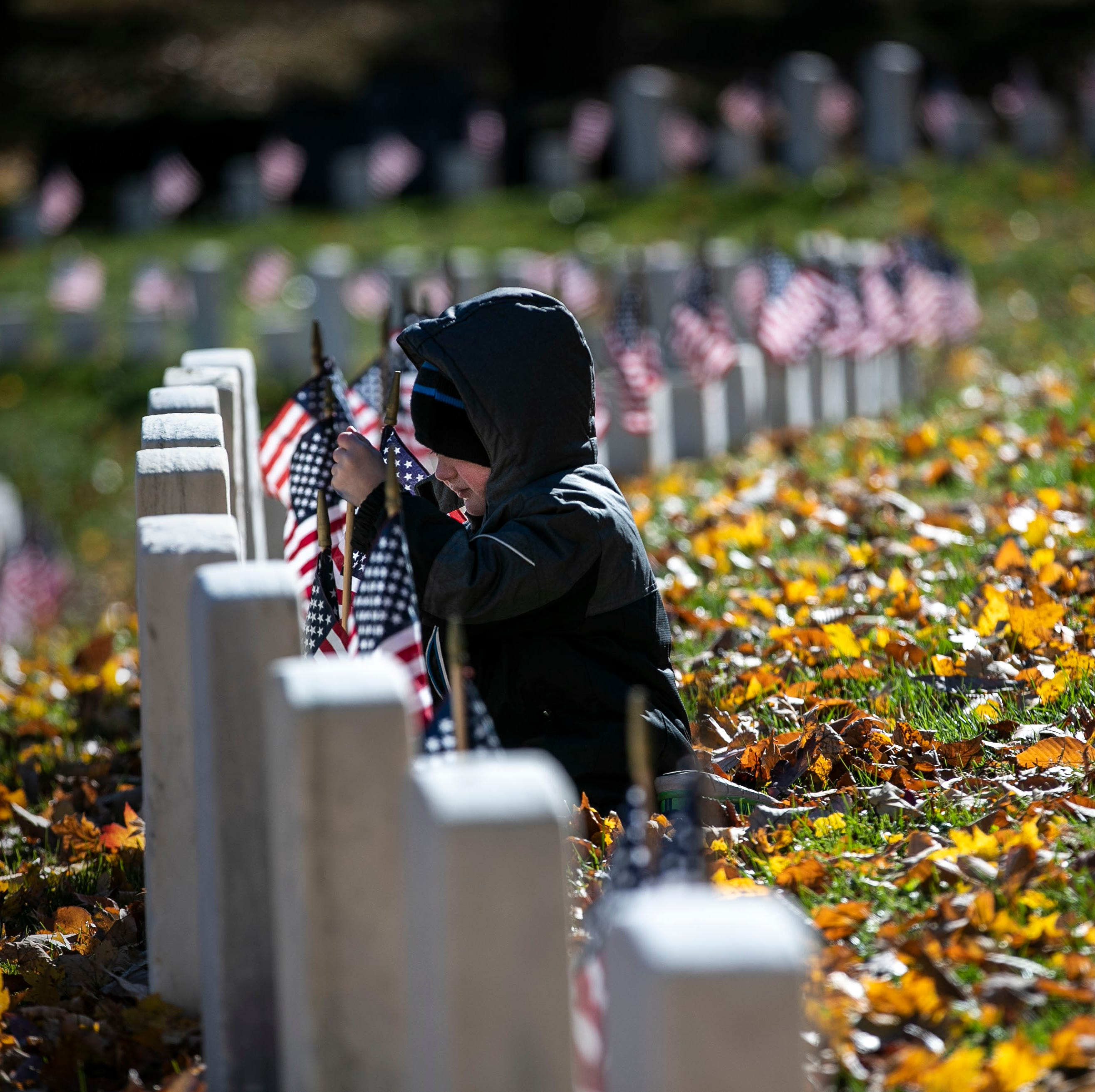 100 years after armistice, Veterans Day honors those who served