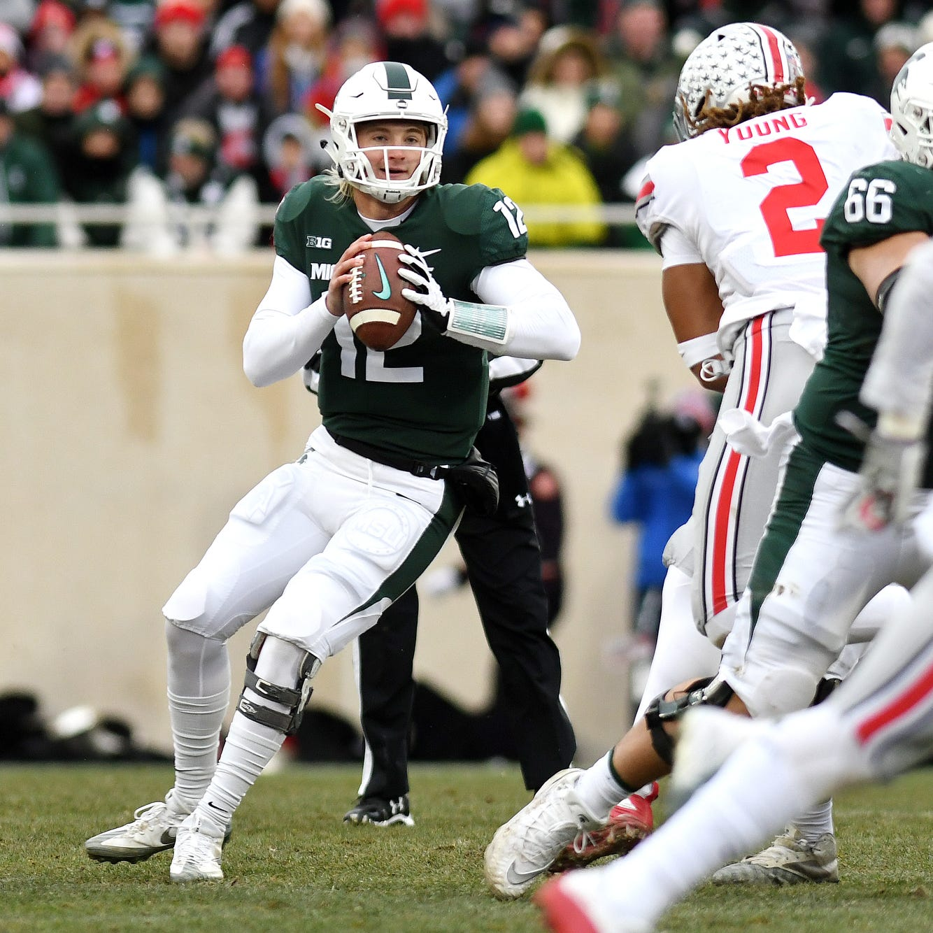 Couch: 3 quick takes on Michigan State's 26-6 loss Ohio State