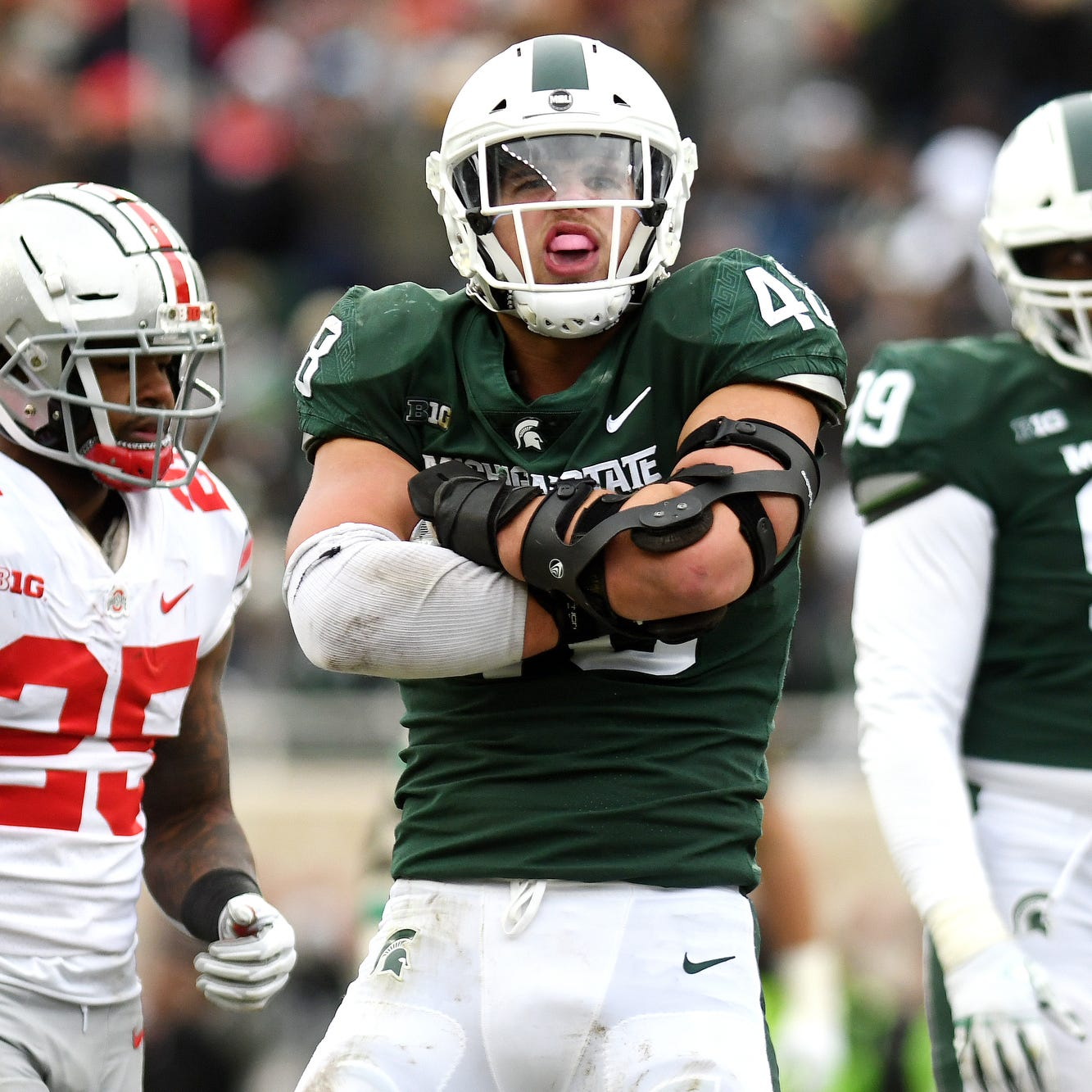 Live updates: Michigan State vs. Nebraska football