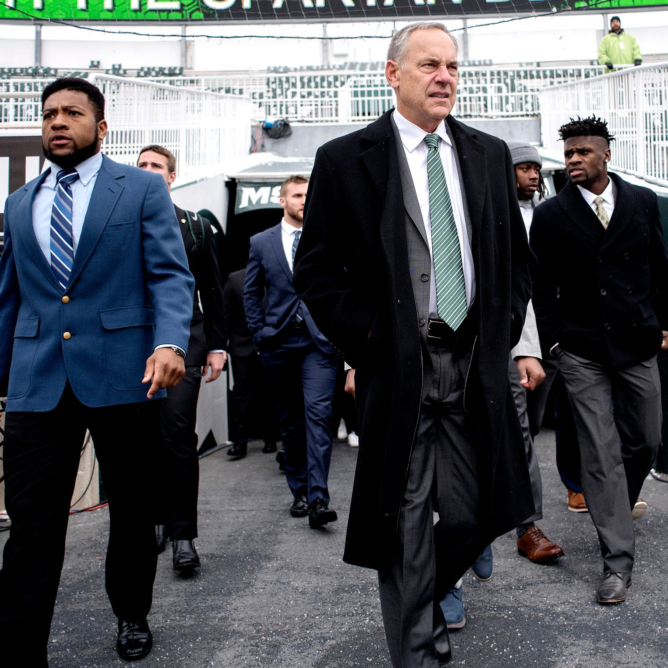 Michigan State football, basketball made-up mailbag: Are folks being too hard on Dantonio?