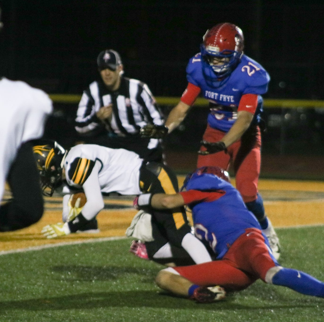 Fort Frye punt fake changes momentum, drops Northmor from playoffs