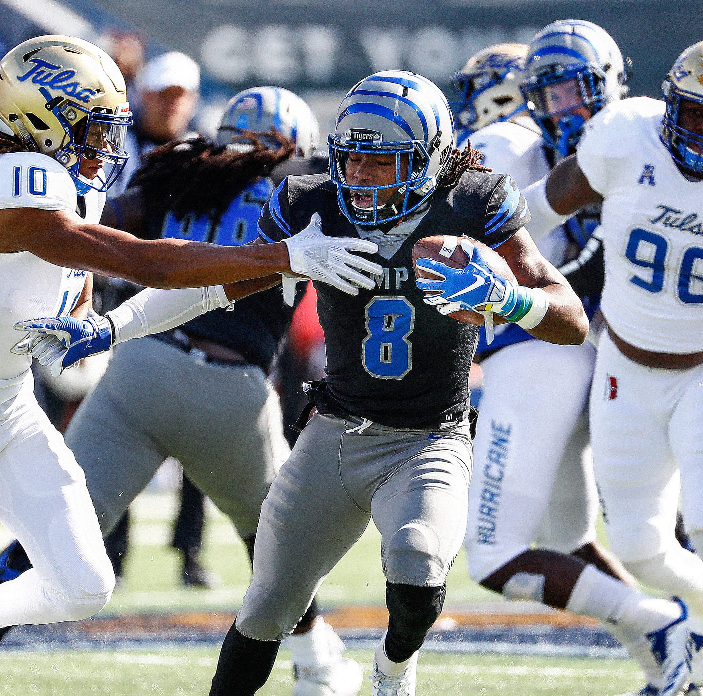 Memphis football: Darrell Henderson finishes 10th in Heisman Trophy voting