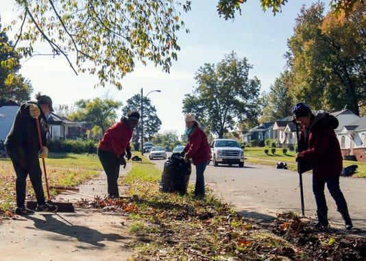Habitat Clean Up