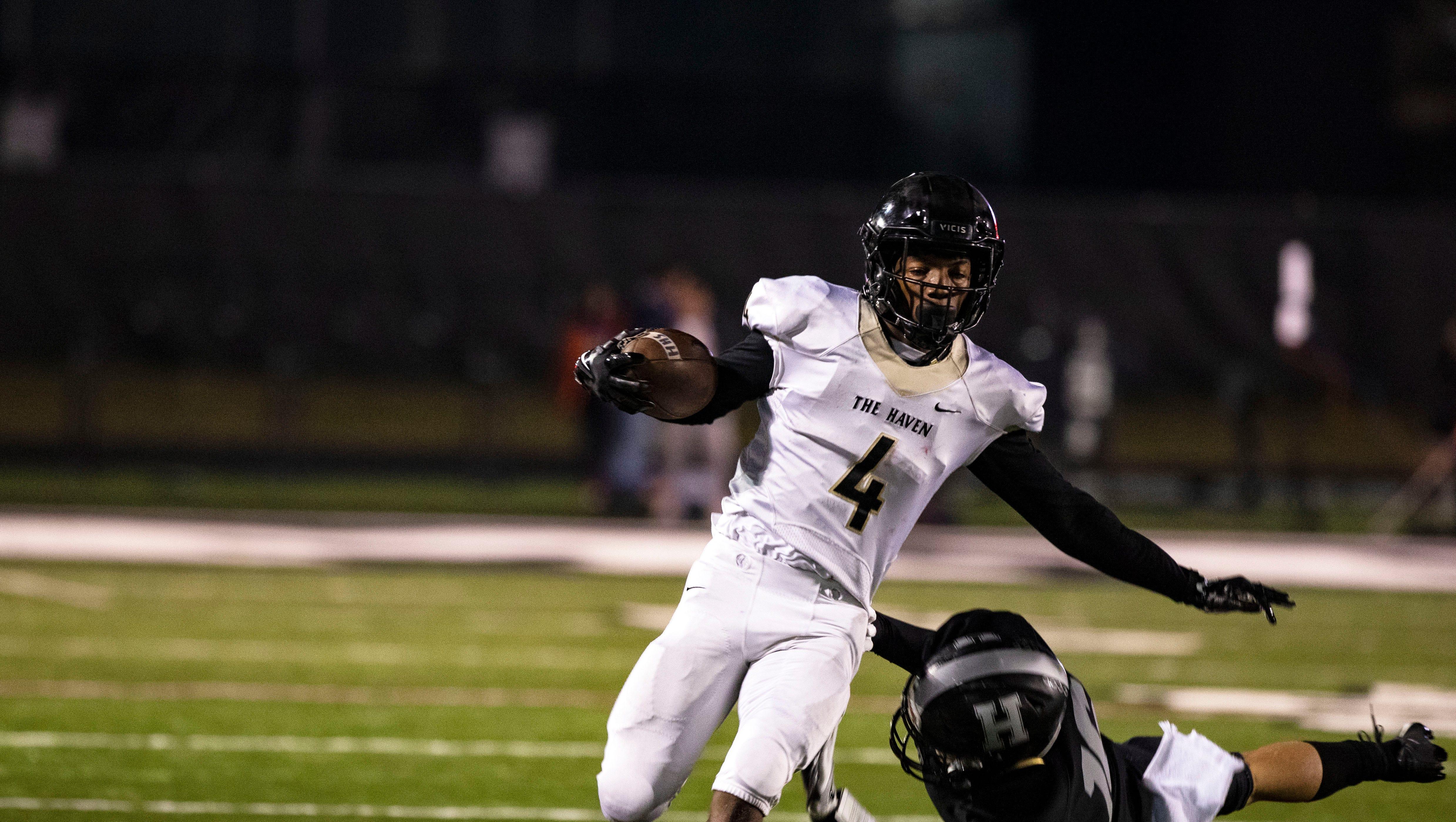 Memphis High School Football Rankings For Round 3 Of Tssaa Playoffs