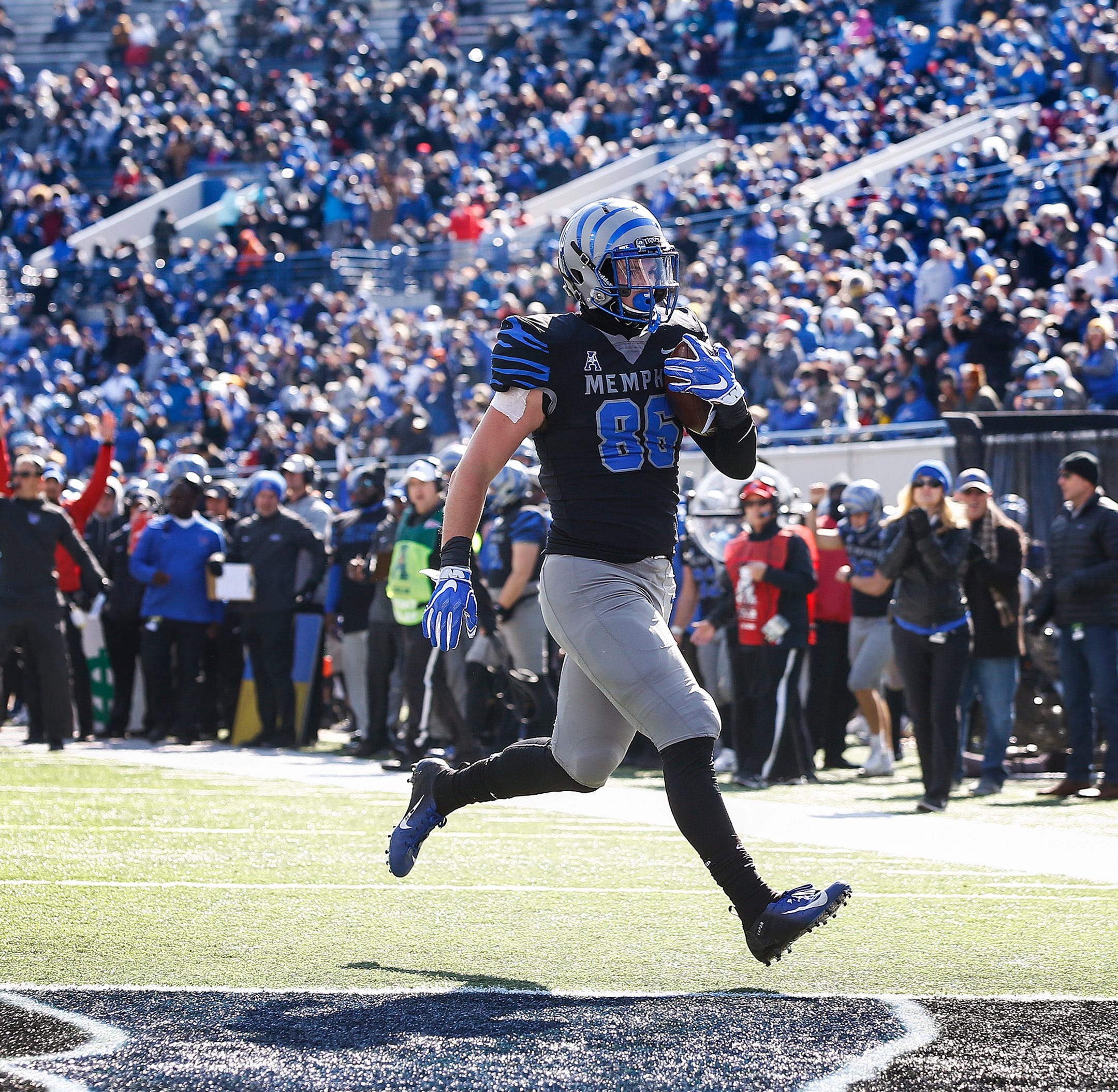 Memphis football is bowl eligible for the fifth year in a row. It's still a significant feat.