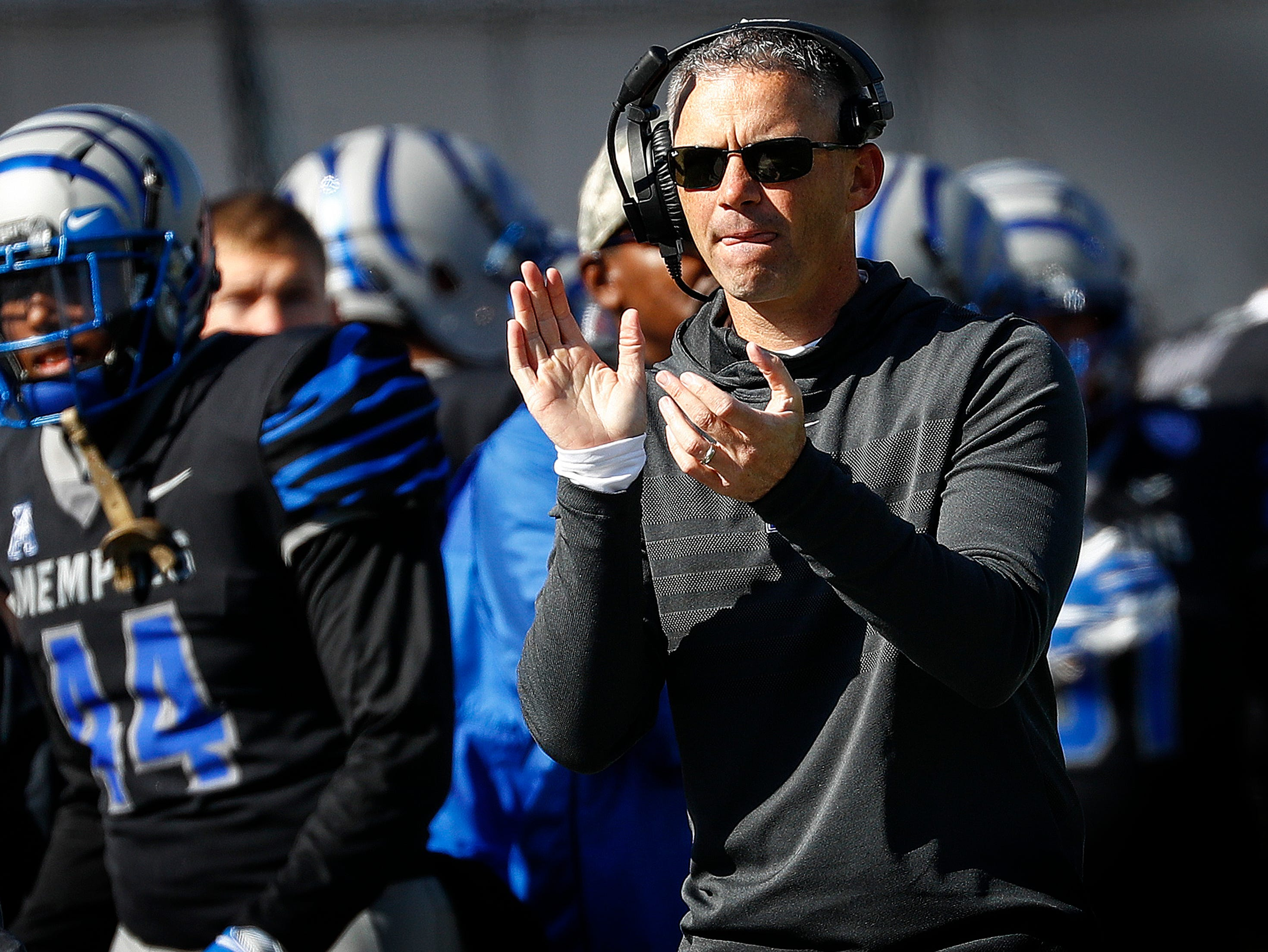 Mike Norvell is staying at Memphis, and one tweet gave Tiger fans the 'spark' they needed