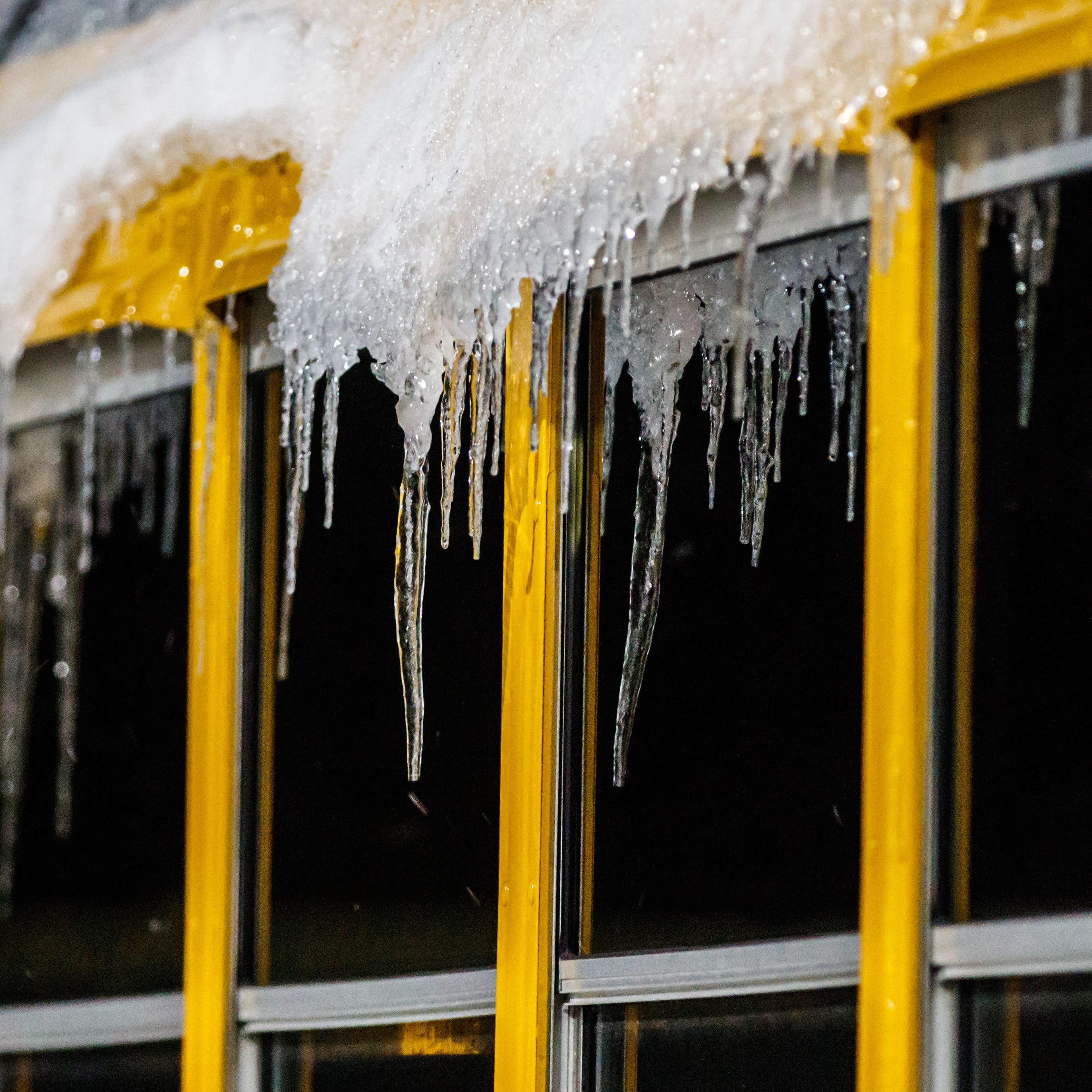 Cold snap on the way: Wind chills around zero forecast for Wednesday