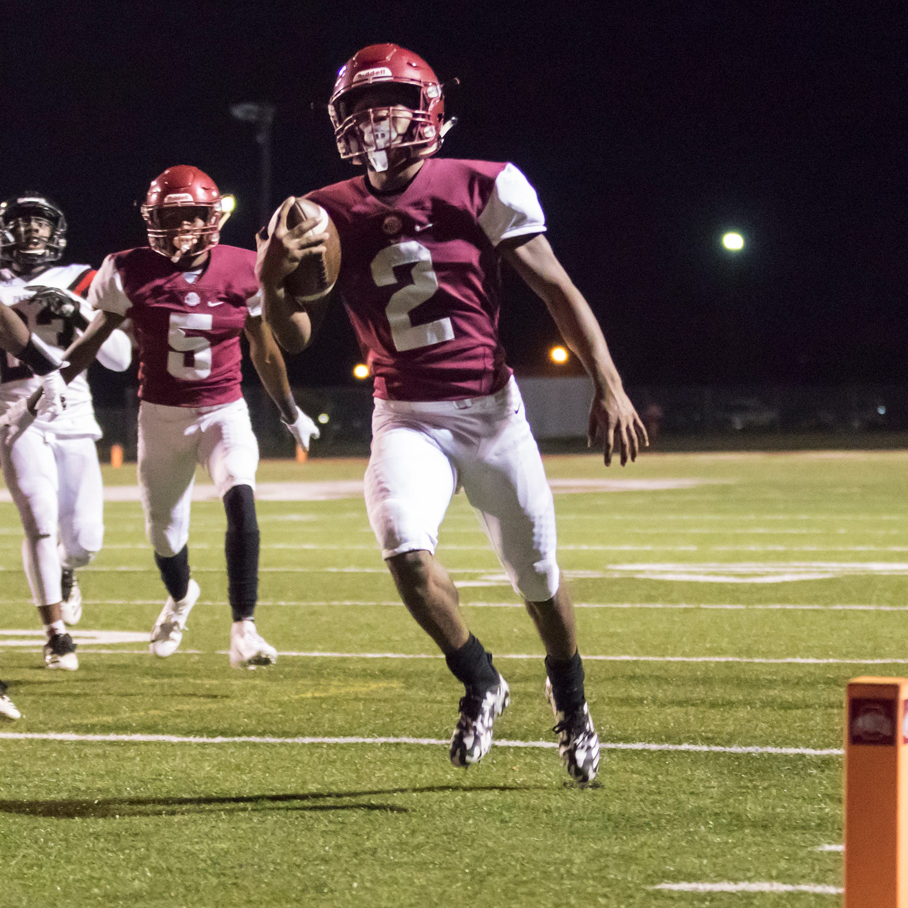 Prep football playoffs: Ouachita avoids upset, looks to play spoiler at Terrebonne