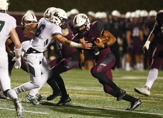 Nj Football Don Bosco Advances In Playoffs With Win Over Delbarton