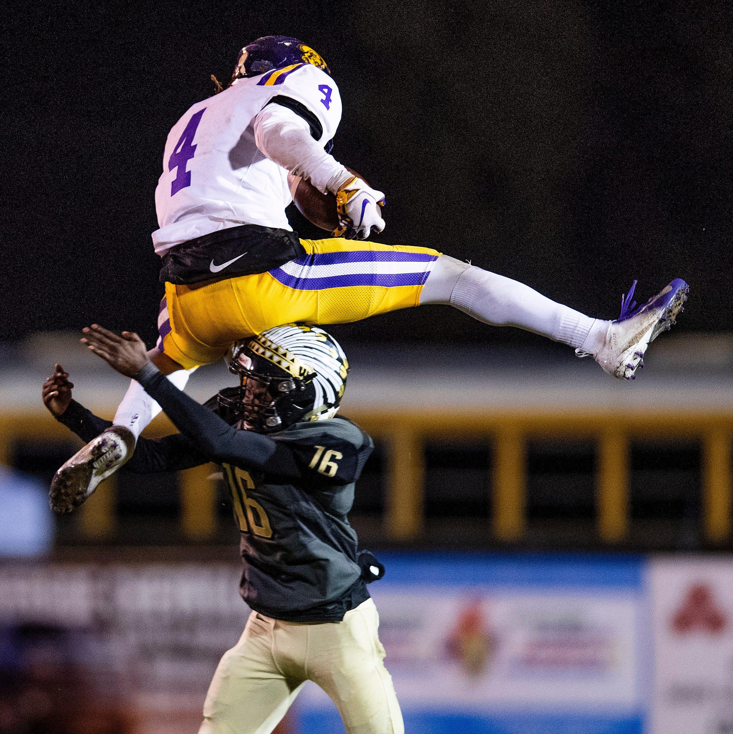 WEEK 13: Alabama high school football playoff pairings
