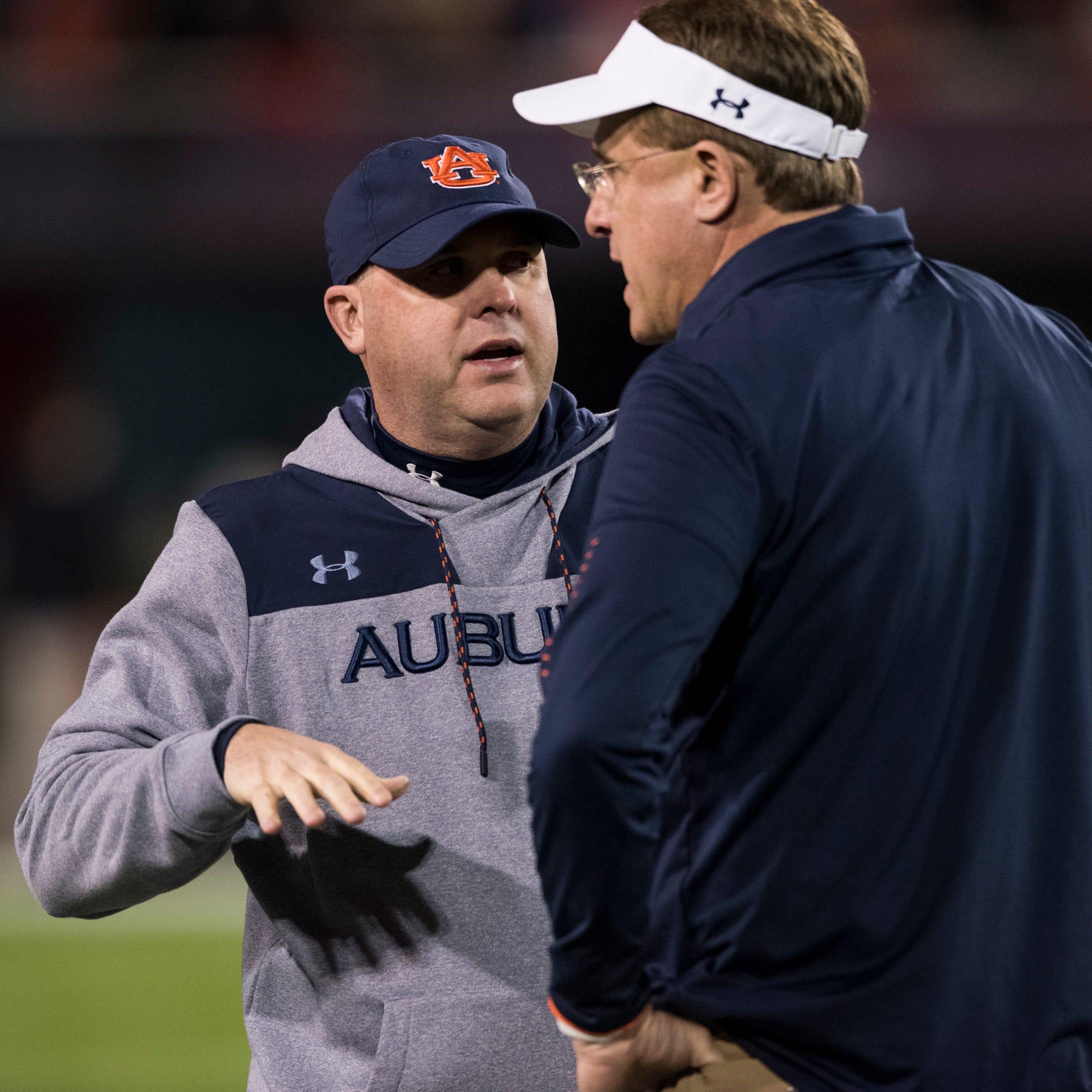 Reports: Troy Trojans set on former Auburn OC Chip Lindsey as next coach