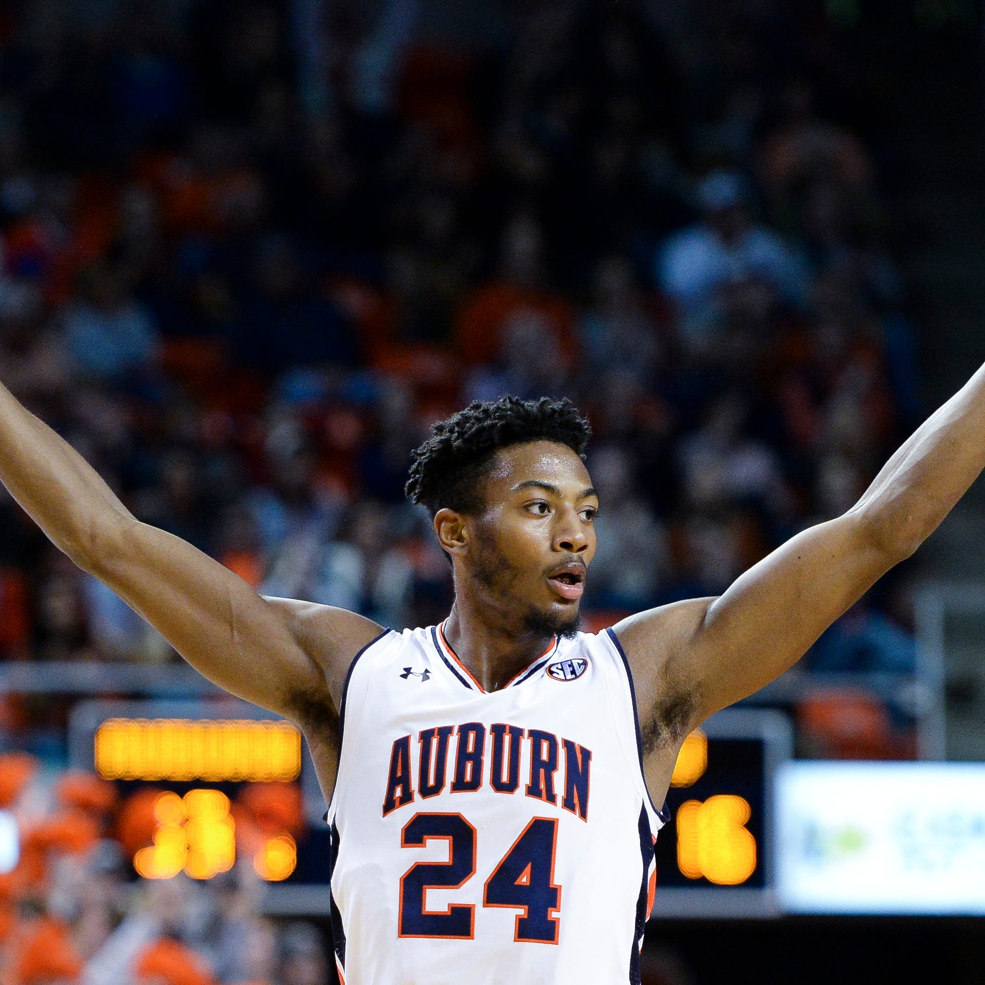 Where I ranked Auburn in the AP Top 25 Poll after lopsided wins over South Alabama, Washington
