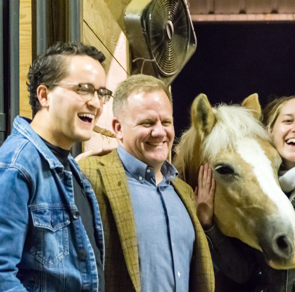 MANE's 2018 Raise the Roof celebrates therapeutic horse program