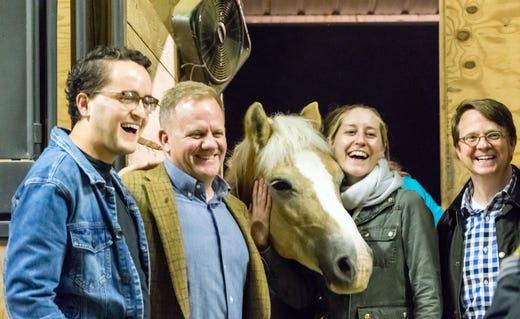 MANE's 2018 Raise the Roof celebrates therapeutic horse program