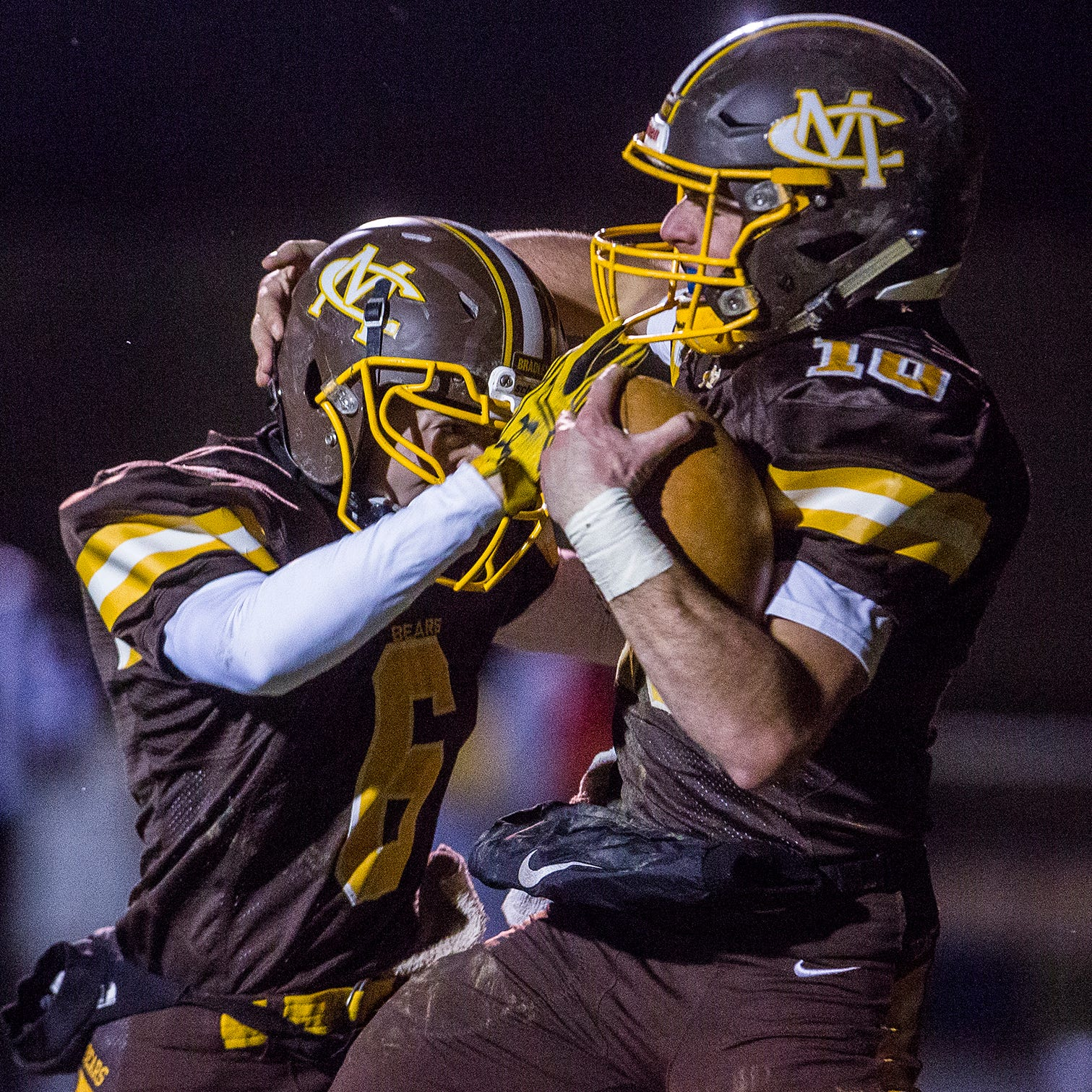 Monroe Central goes down fighting in regional loss to Adams Central