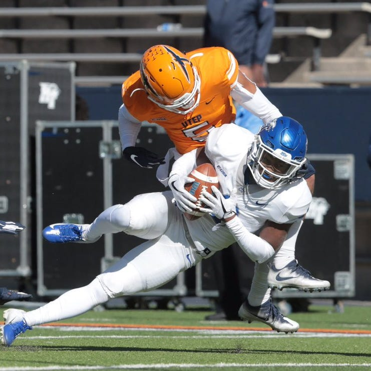 MTSU football 48, UTEP 32: Five things we learned as Blue Raiders continue winning ways