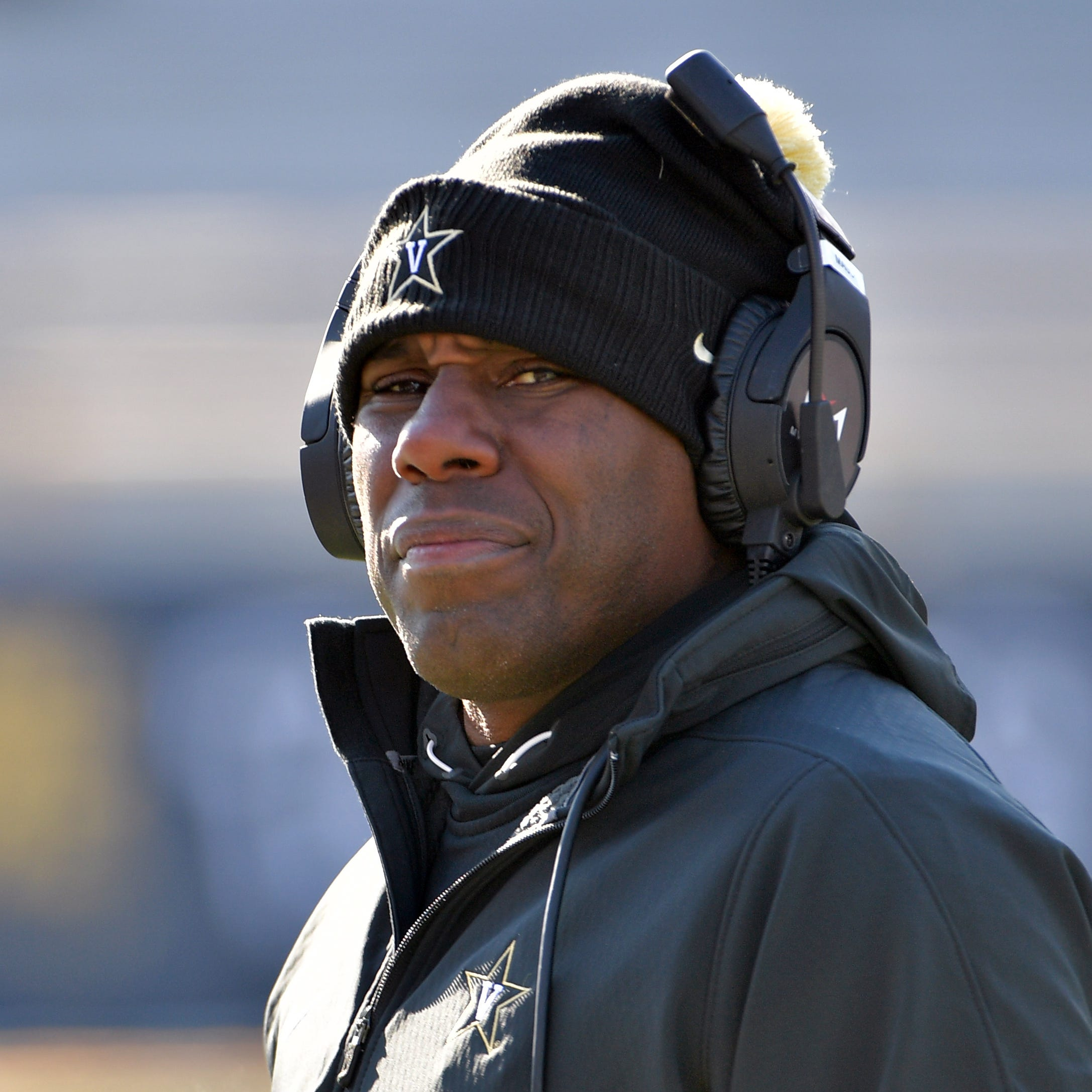 Vanderbilt football coach Derek Mason gets contract extension