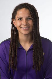 Justis Baily of Lipscomb women's soccer.