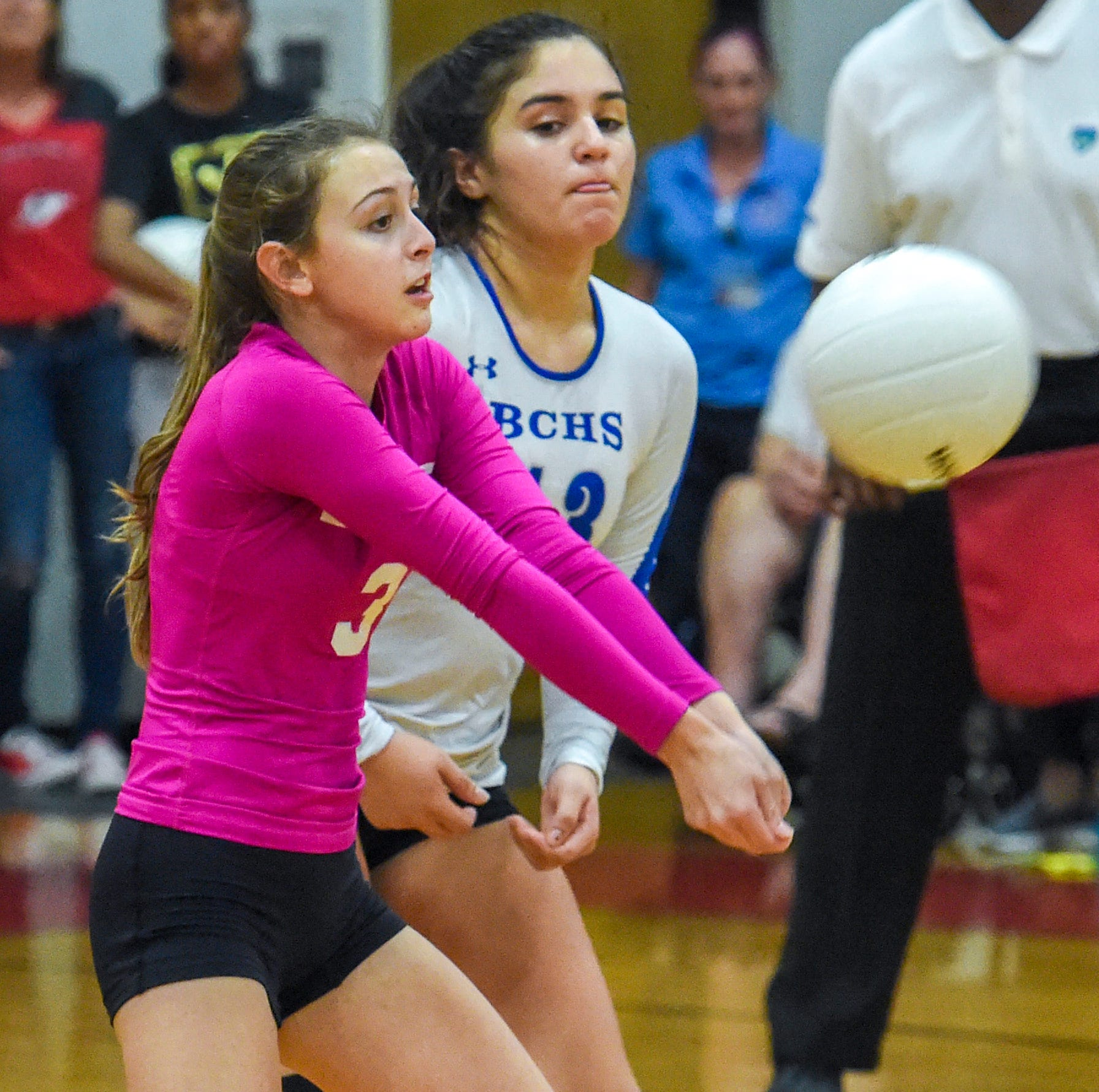 High school volleyball: Barron Collier falls to South Fork in five sets in 7A semifinal
