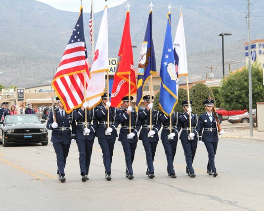 Holloman Honor Guard
