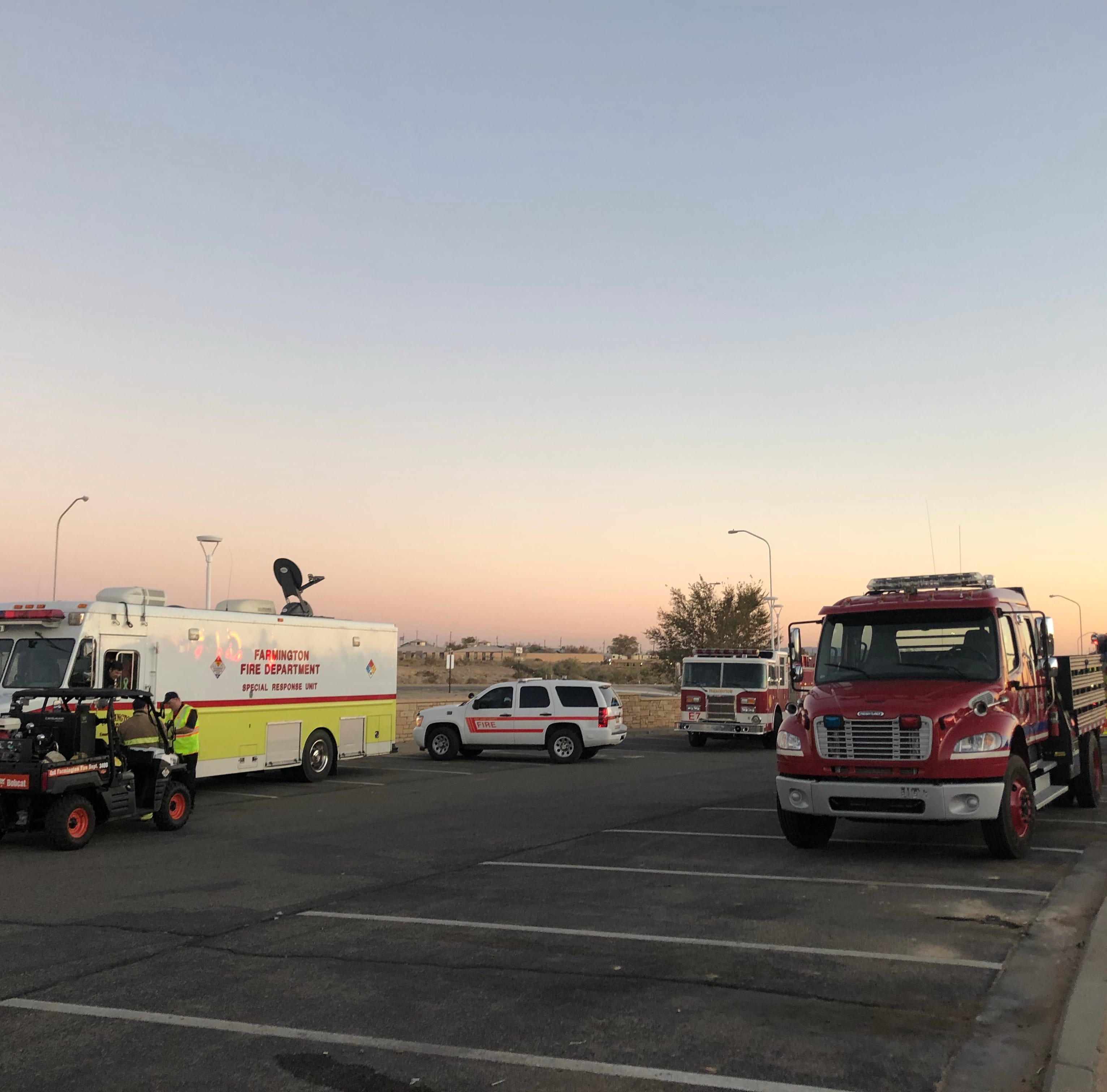 UPDATE: Shiprock residents return home after gas leak forces evacuations