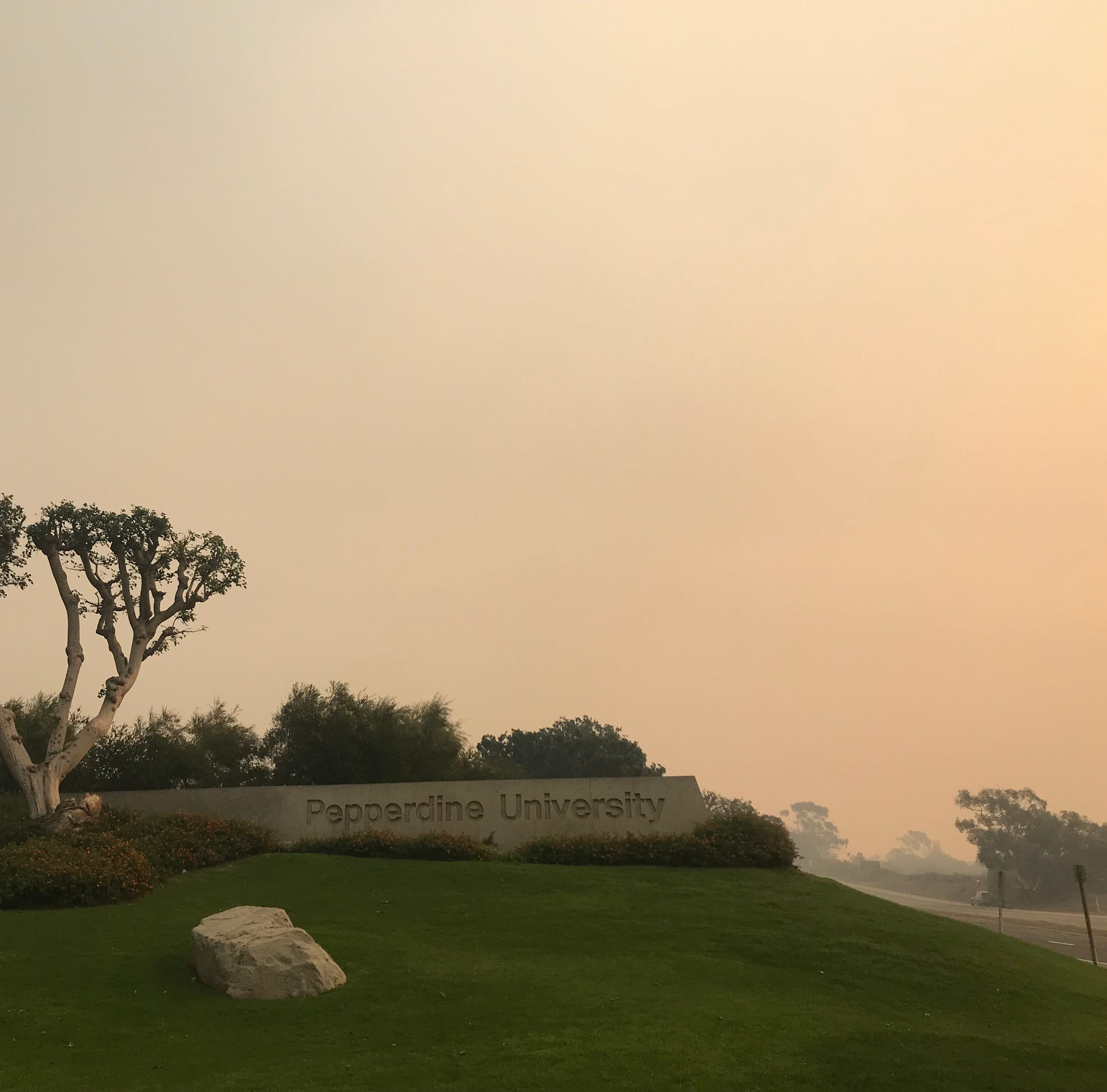 Pepperdine University: Here's what happened during the Woolsey Fire