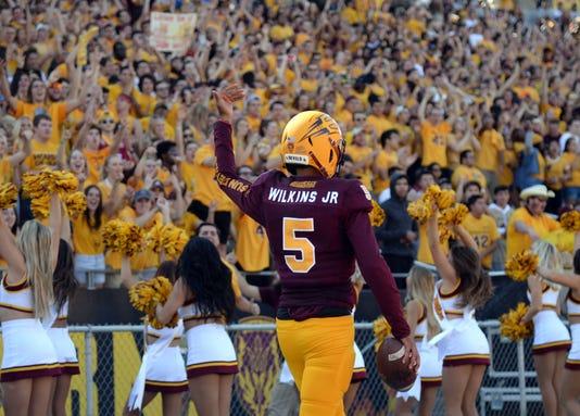Ncaa Football Ucla At Arizona State