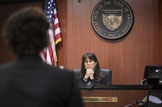 Maricopa County Superior Court Ballot Hearing
