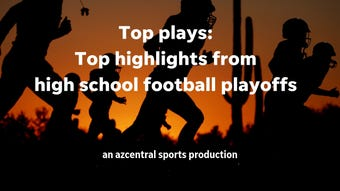 Top plays from fields around the state.
