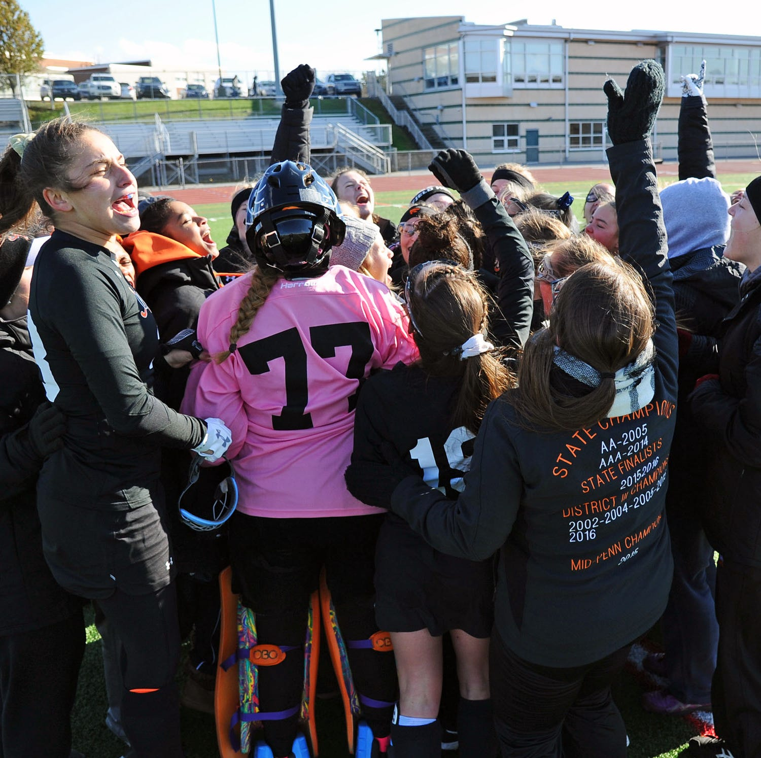 Palmyra field hockey program is about more than the sport, it's a family