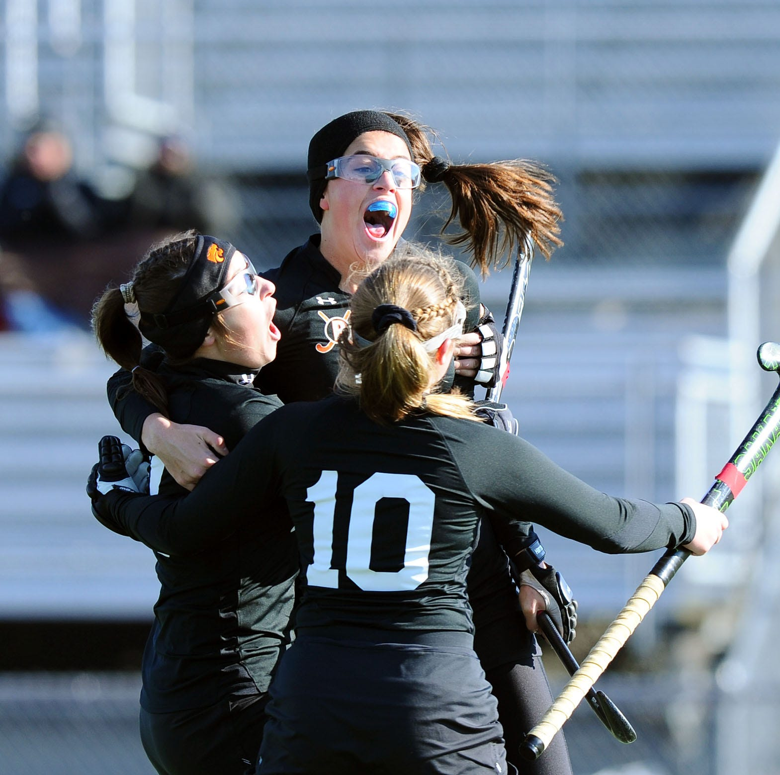 Julian's game-winner lifts Palmyra field hockey to OT triumph and into state semifinals