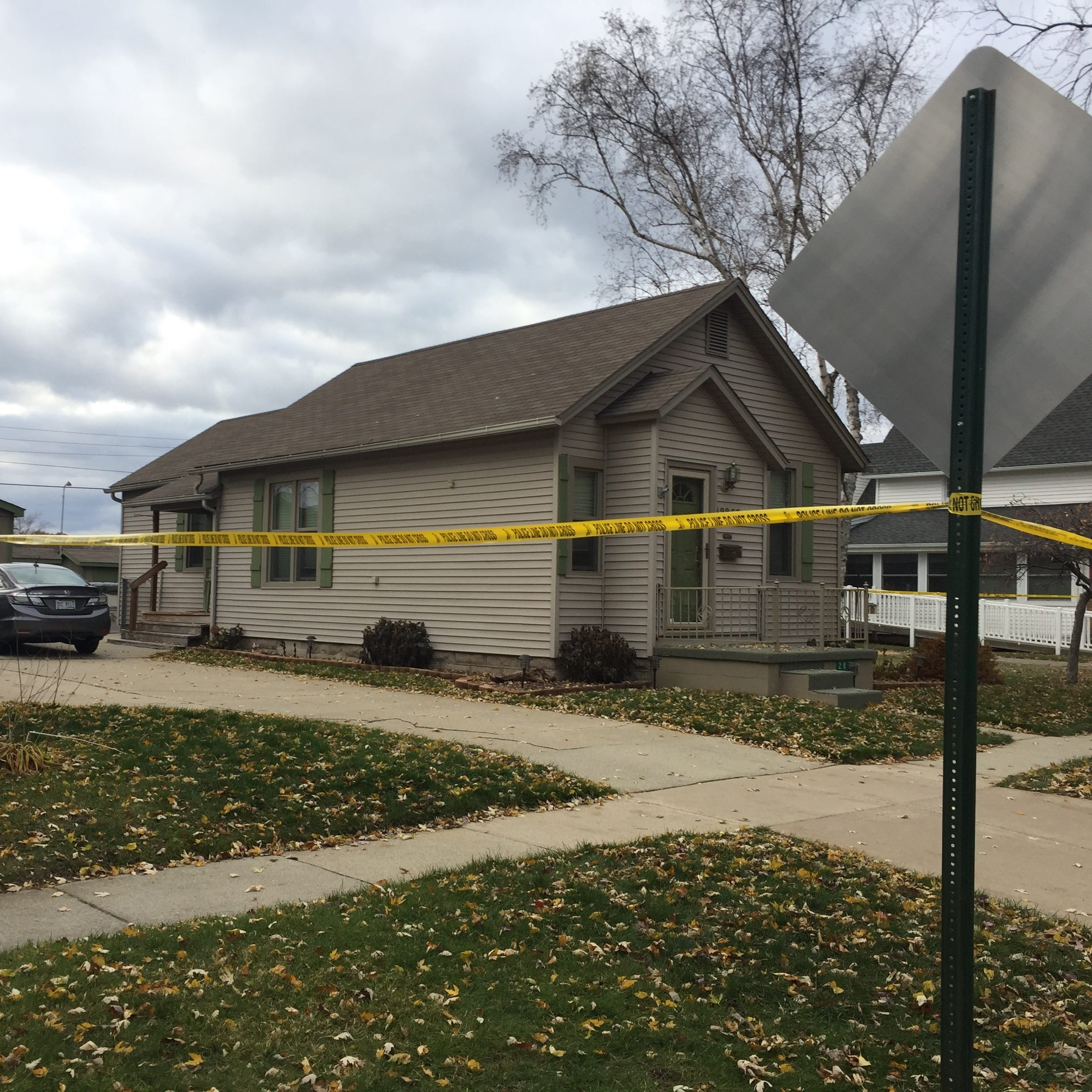 Police investigating possible murder suicide