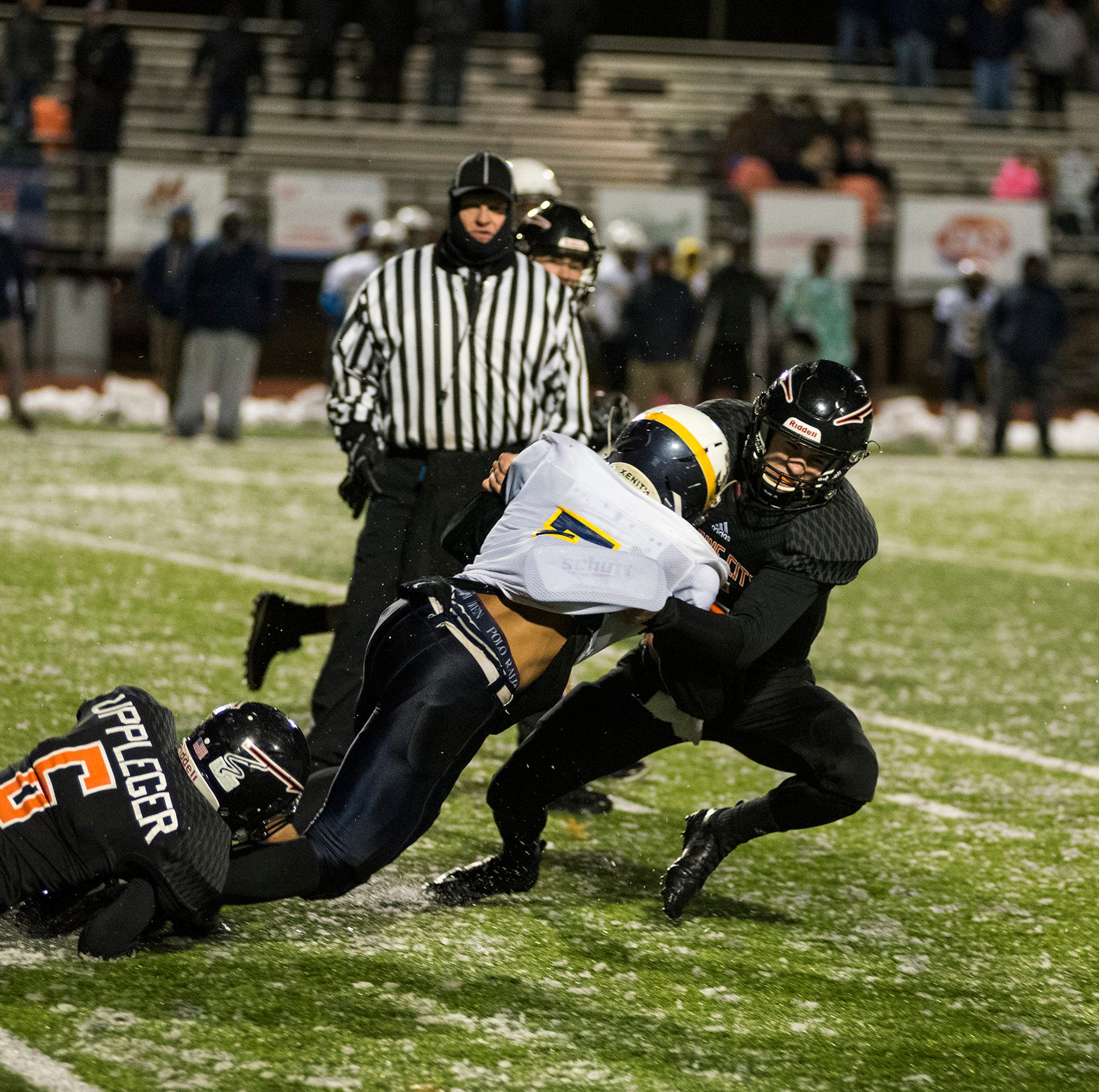 Football Preview: Marine City eager for Division 5 semifinal
