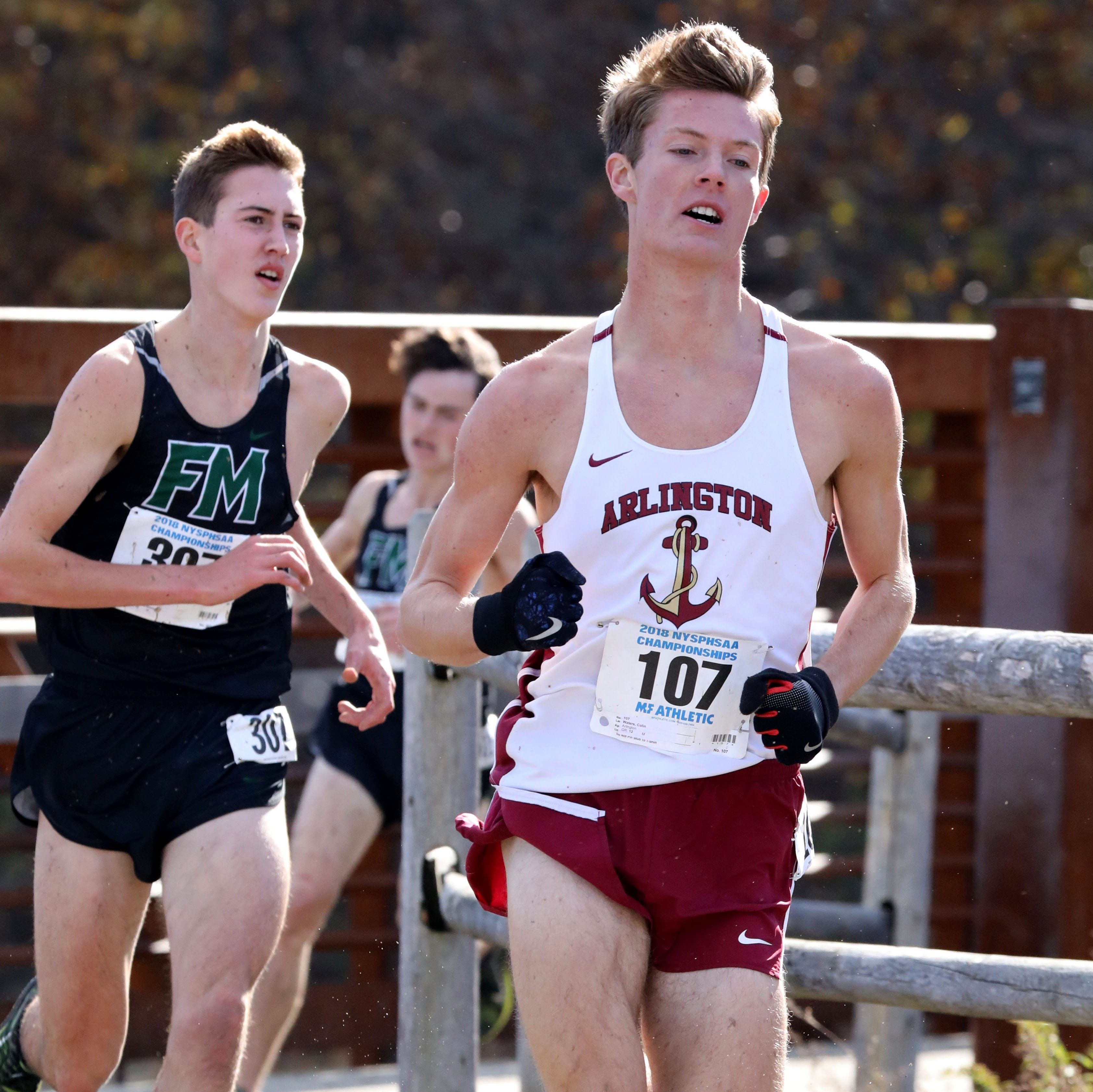 Arlington's Waters, FDR's Trainor highlight locals at cross country states