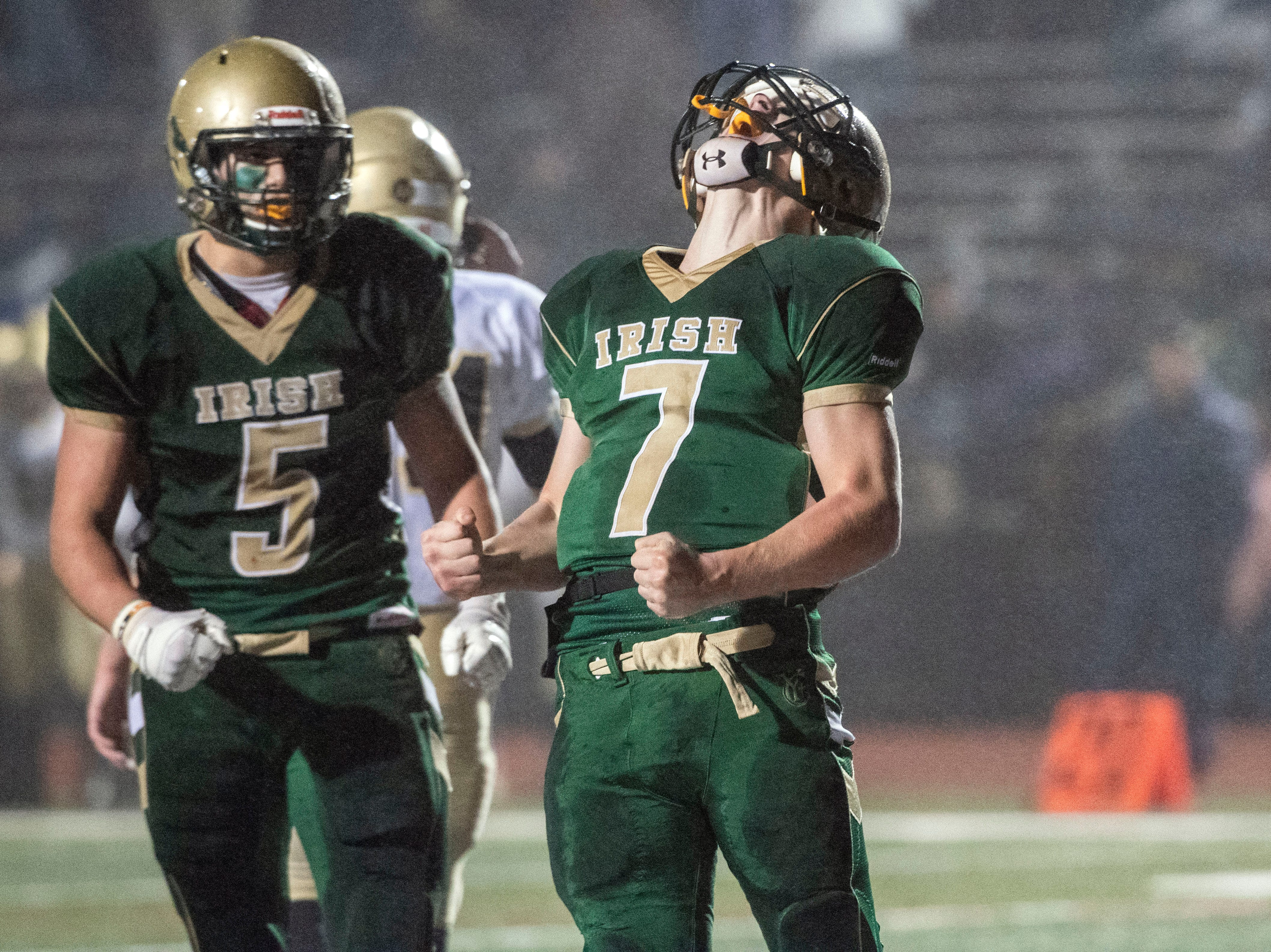District 3 championship: York Catholic tops Delone in overtime thriller