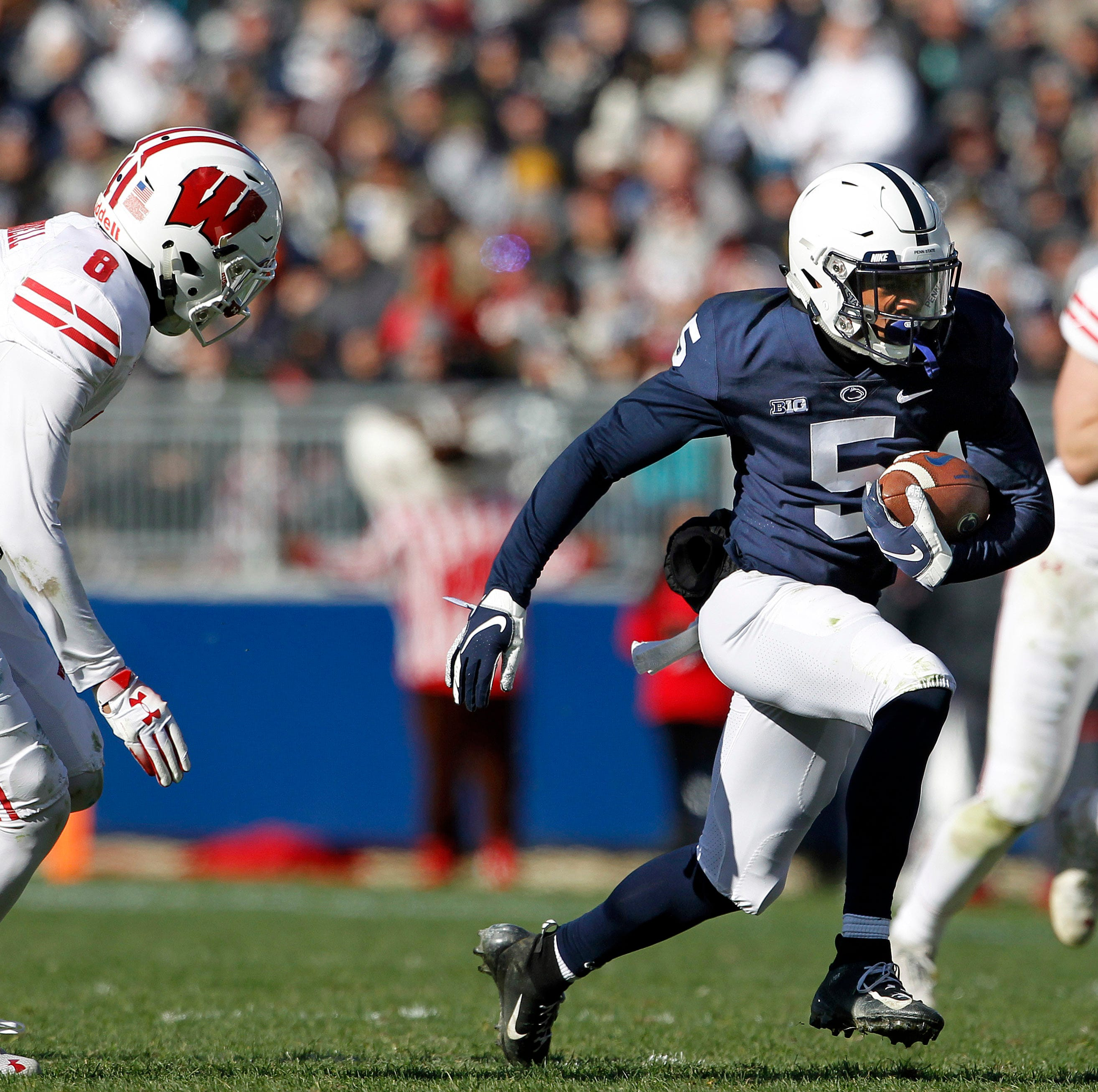 Penn State football: Young receivers promise to 'wake people up in the fall'
