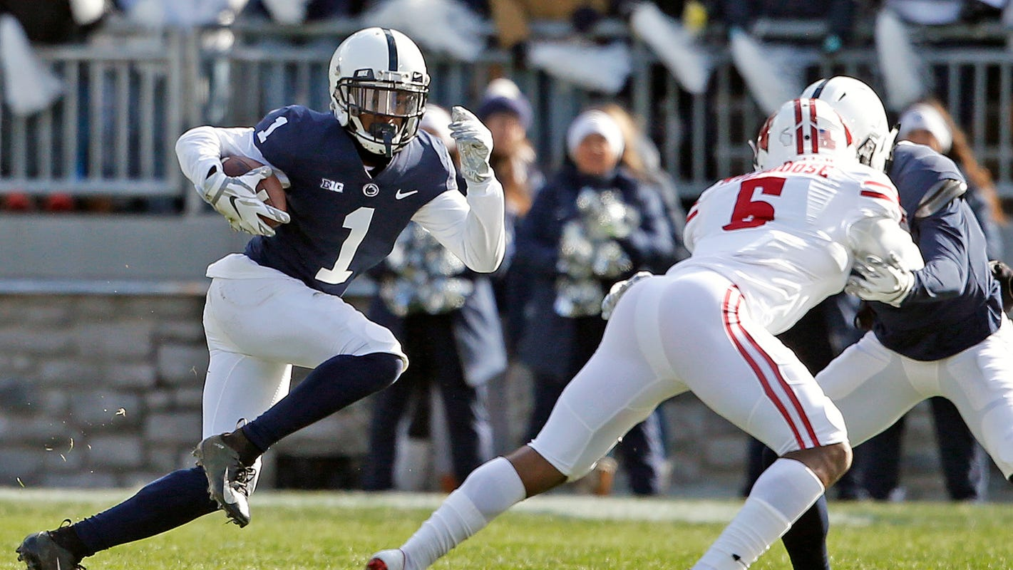 2019 Penn State Football Schedule Dates Times Tv Assignments