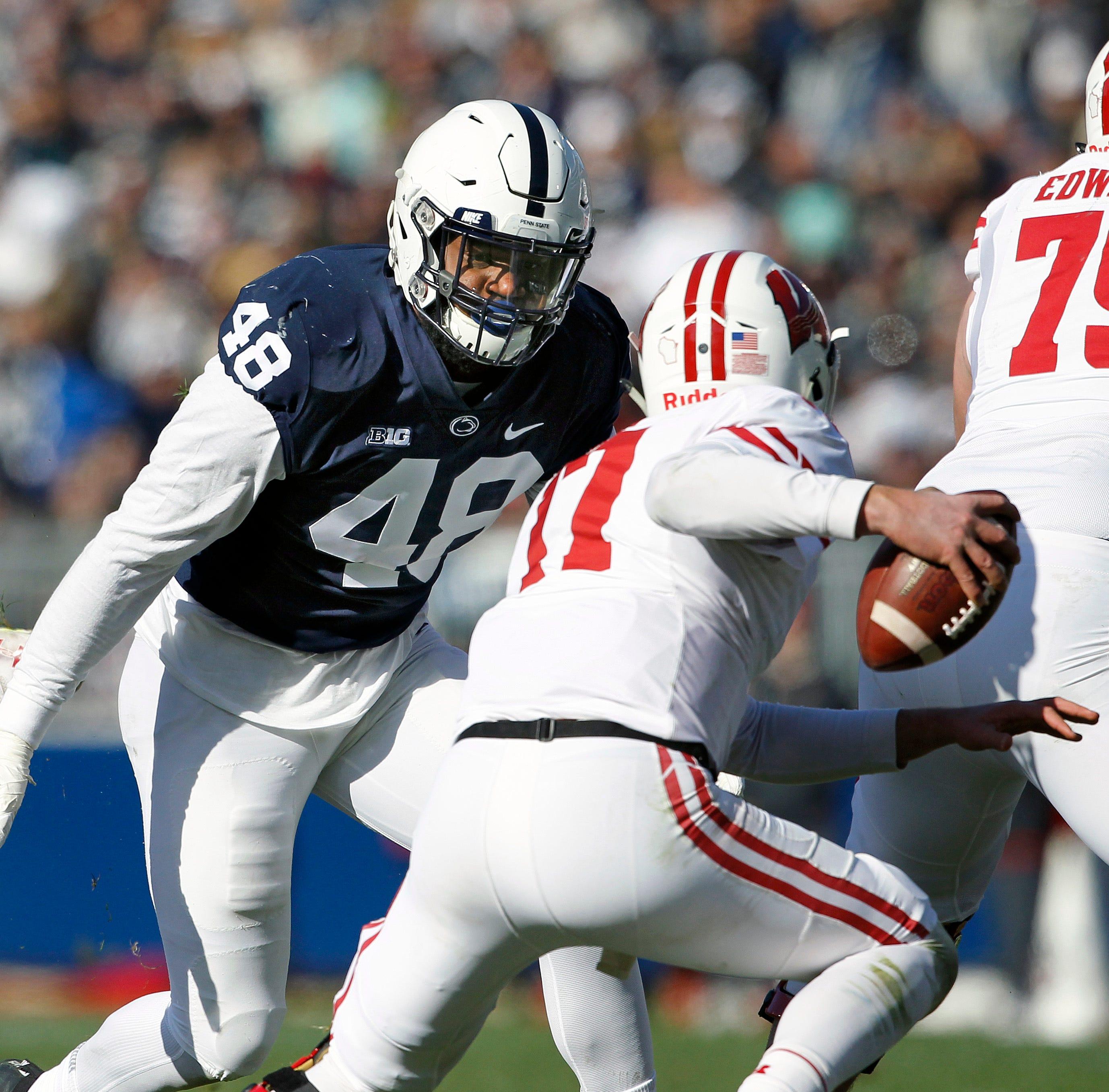 NFL Draft 2019: Don't sleep on Penn State pass rusher Shareef Miller