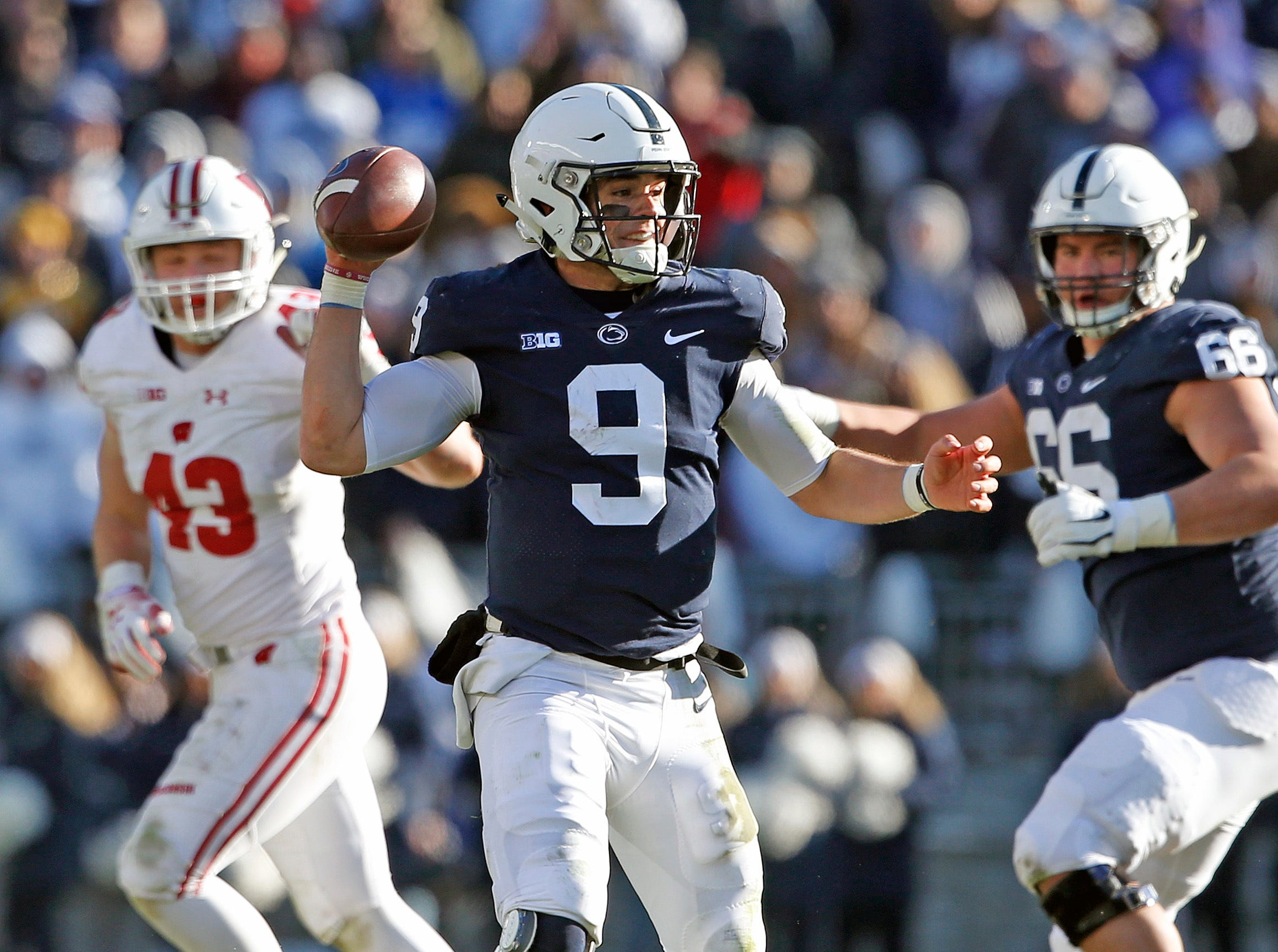 Defense drives yet another ugly Penn State victory, Rutgers the willing victim