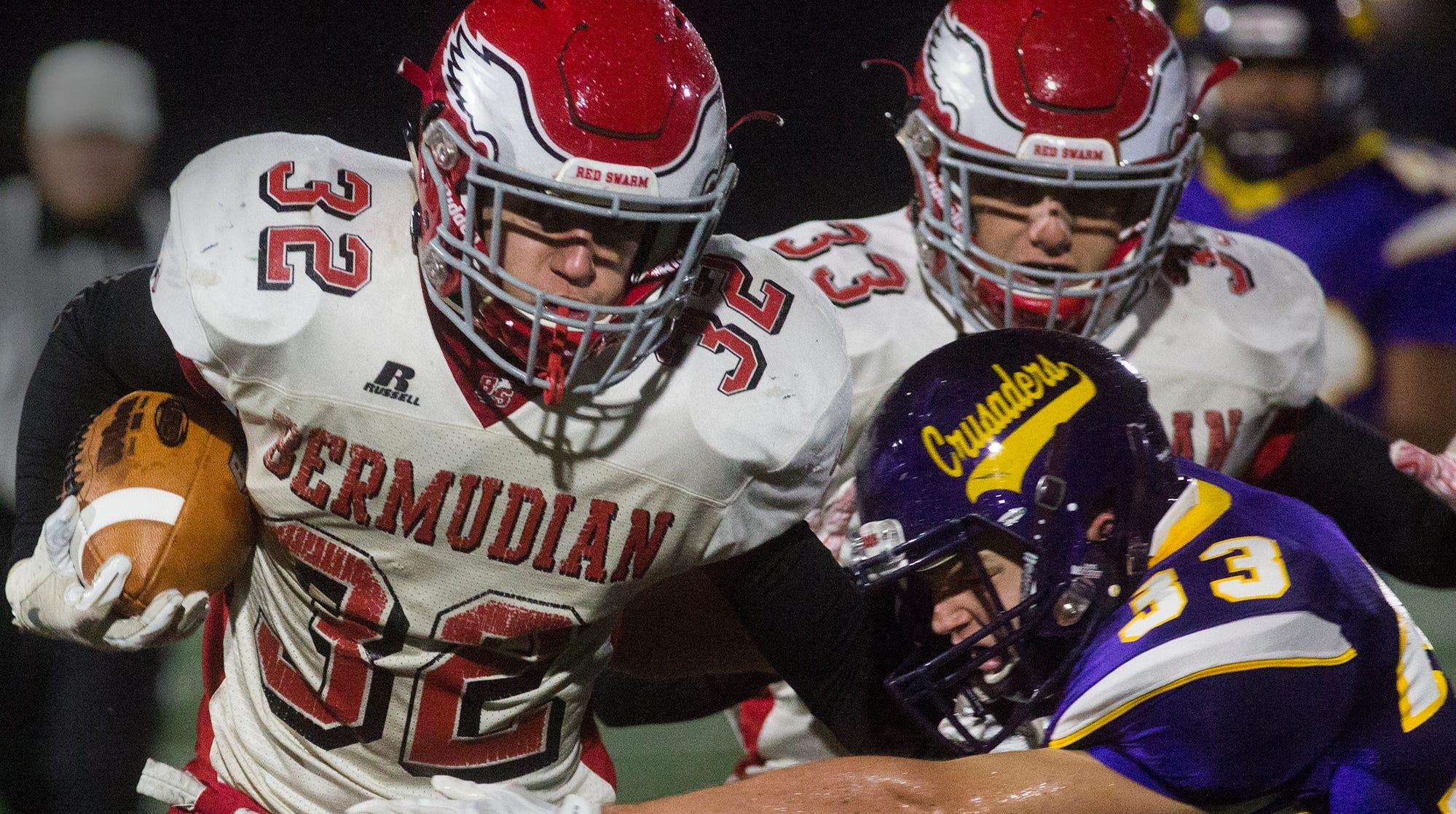Back to business: Bermudian Springs player overcomes injury to bolster playoff run