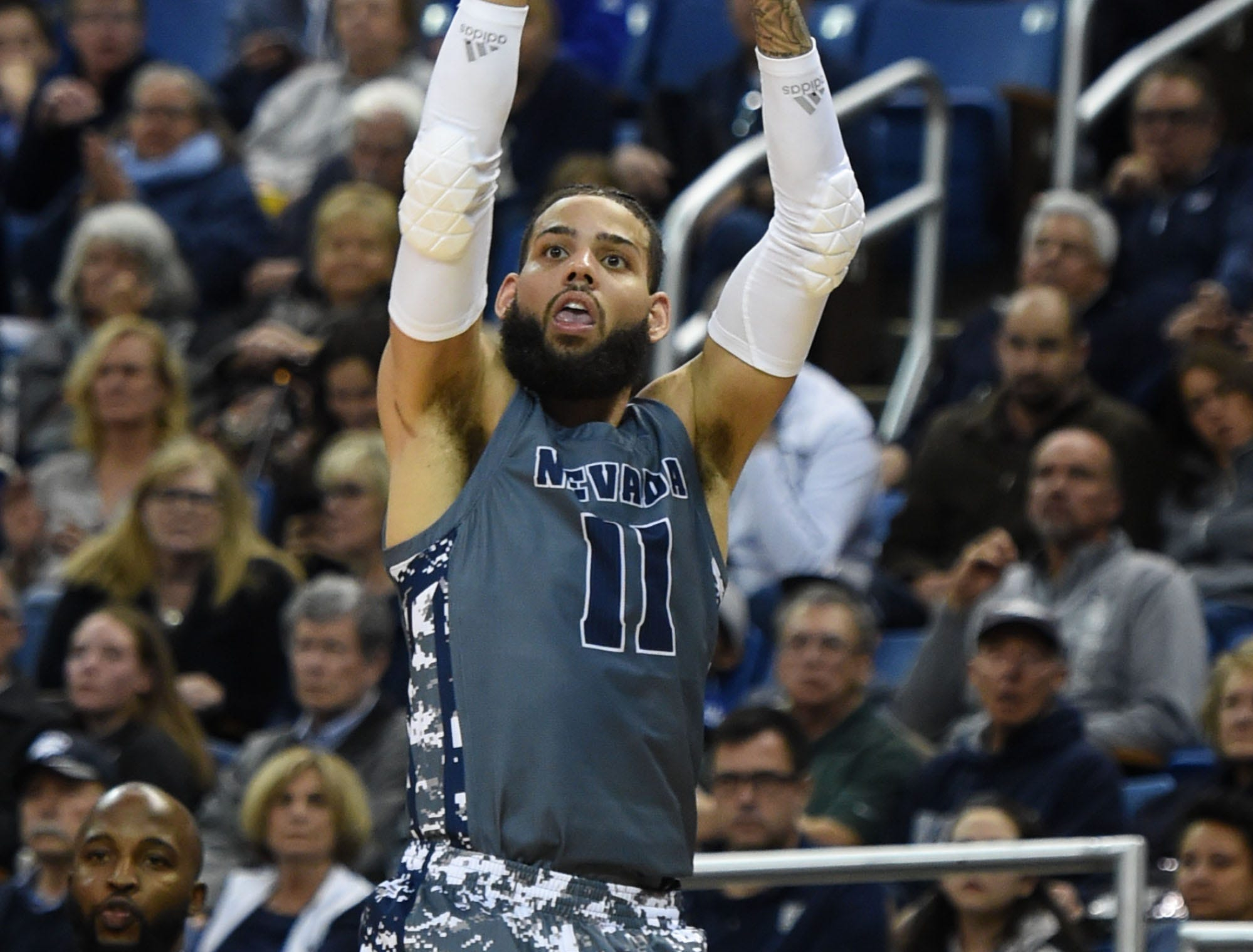 Nevada Wolf Pack basketball reaches all-time high in AP Top 25