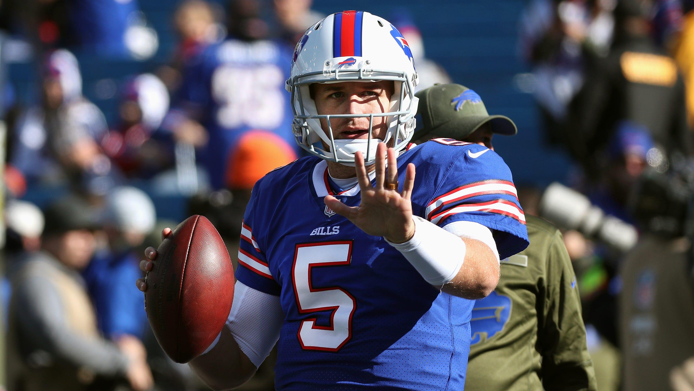 552b6d8f2e2 Bills will start Matt Barkley at quarterback against Jets as Josh Allen  continues to recover