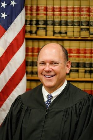 State Supreme Court Justice Matthew Rosenbaum