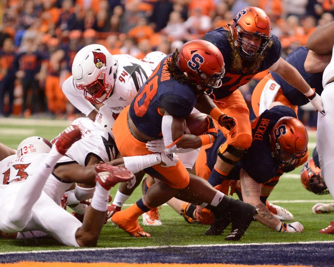 The coronavirus has jeopardized the NCAA fall football season at Syracuse. Playing in front of no fans at the Carrier Dome, or postponing the season until Spring 2021, are options.