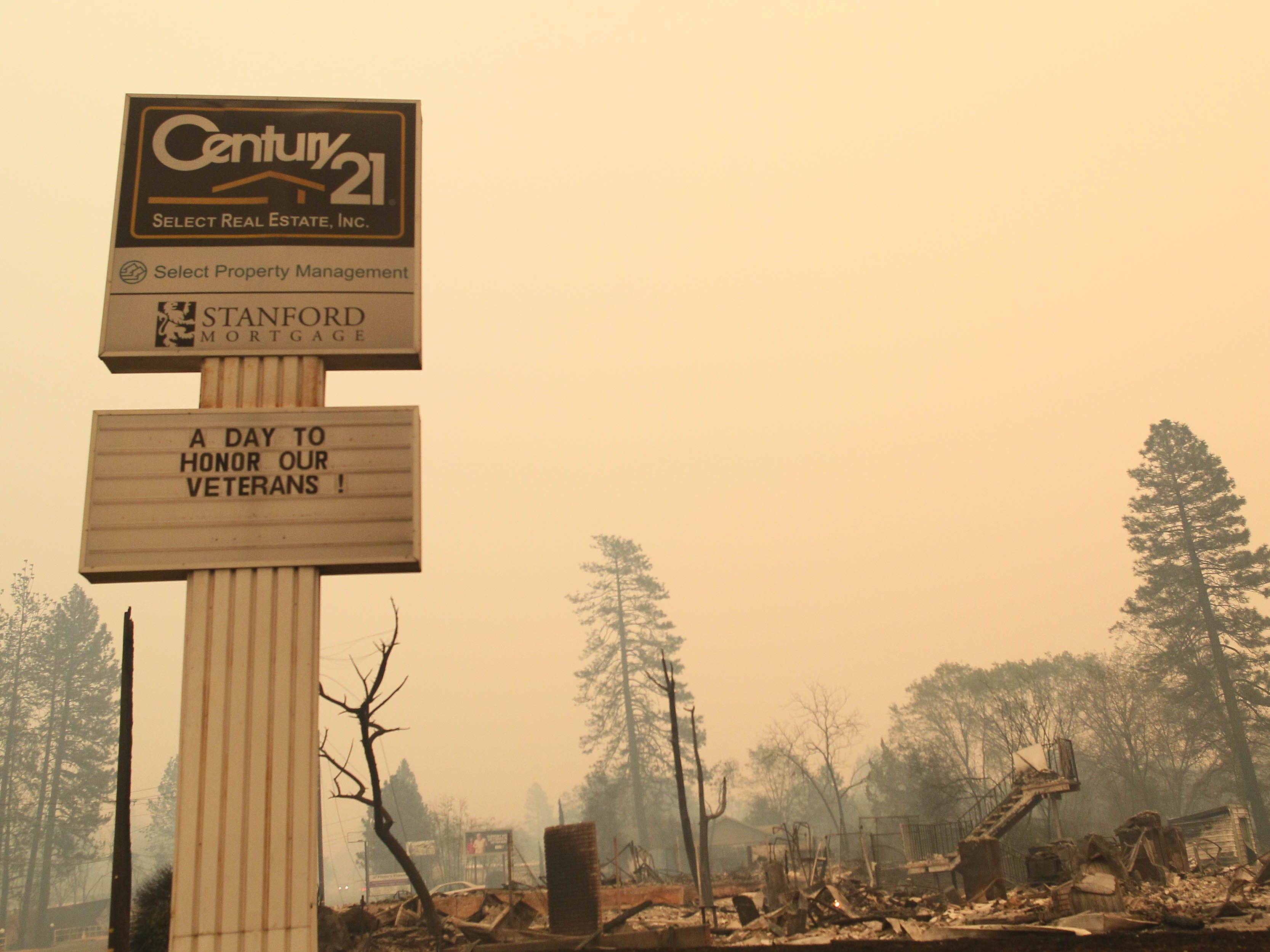 Camp, Woolsey, Hill fires: Insurance claims at $9 billion from November wildfires