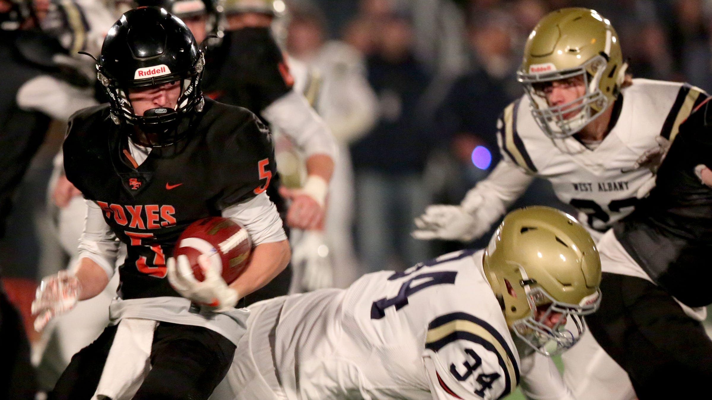 A look at the OSAA football playoff brackets after the second round