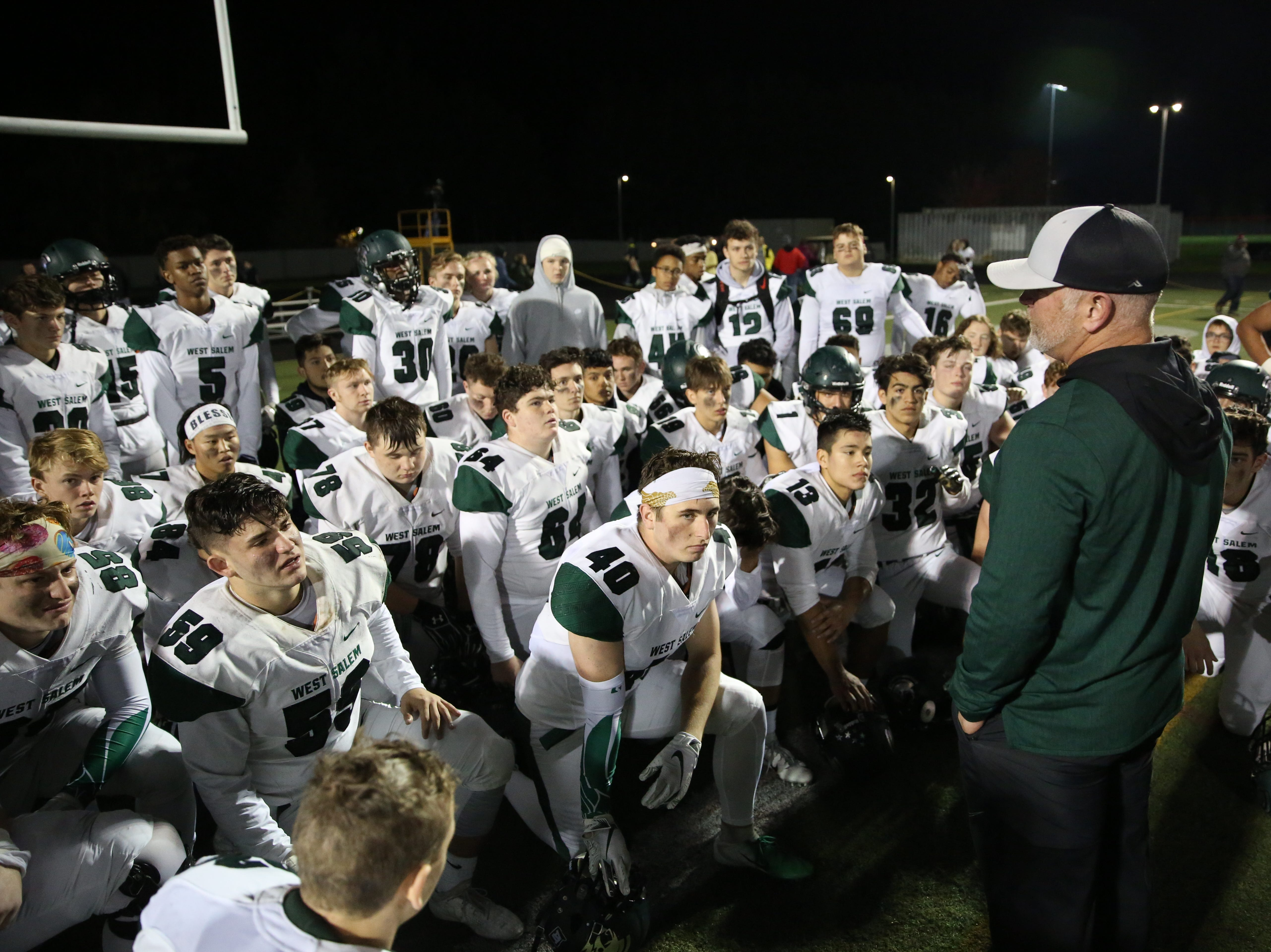 West Salem pushes champs in close playoff defeat