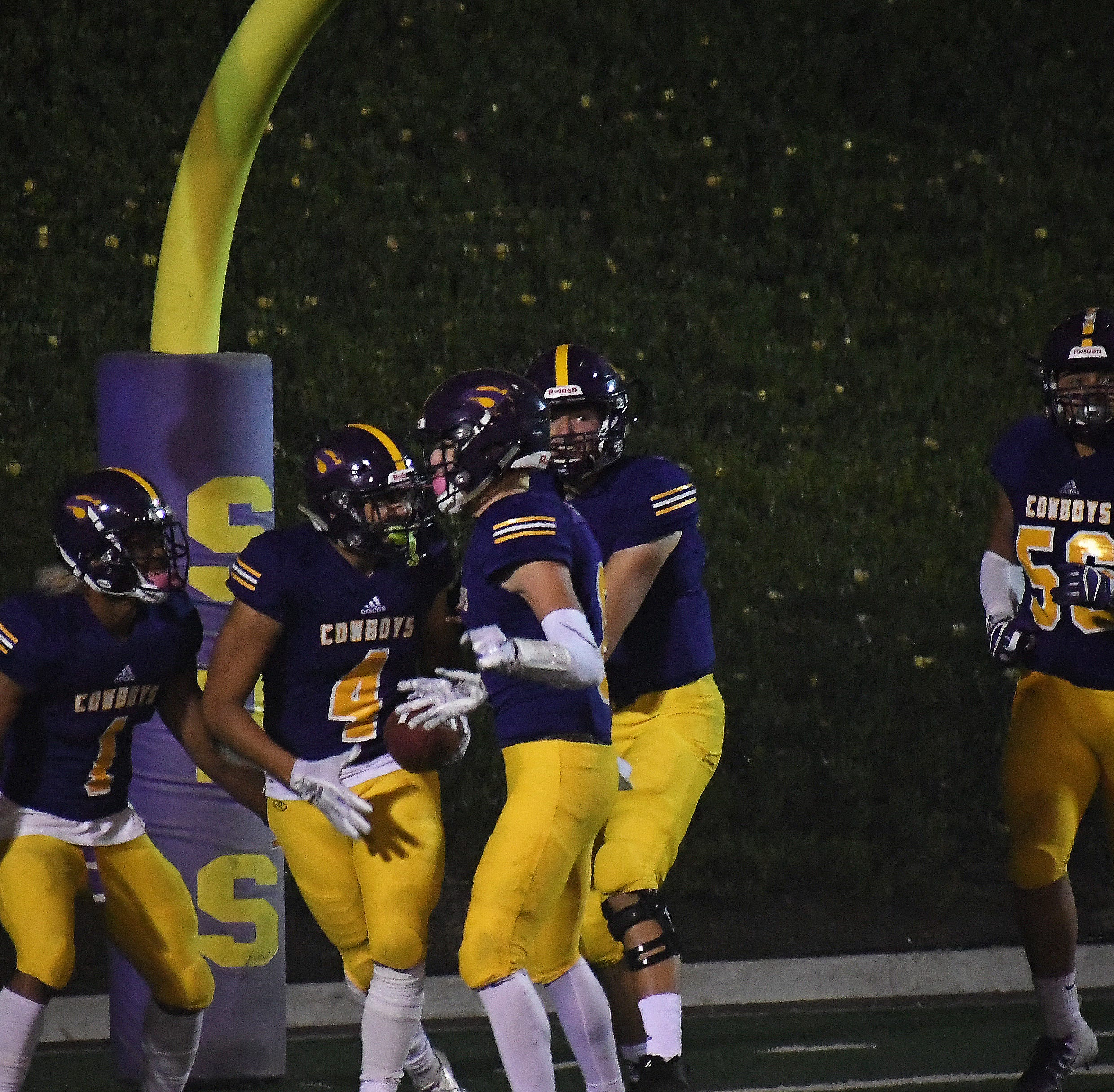Palma, Salinas roll over opponents Friday night in CCS openers