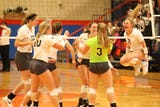 Water Valley, holders of two state championships in volleyball, hopes to make it a third when the Lady Wildcats travel to Garland for state tournament